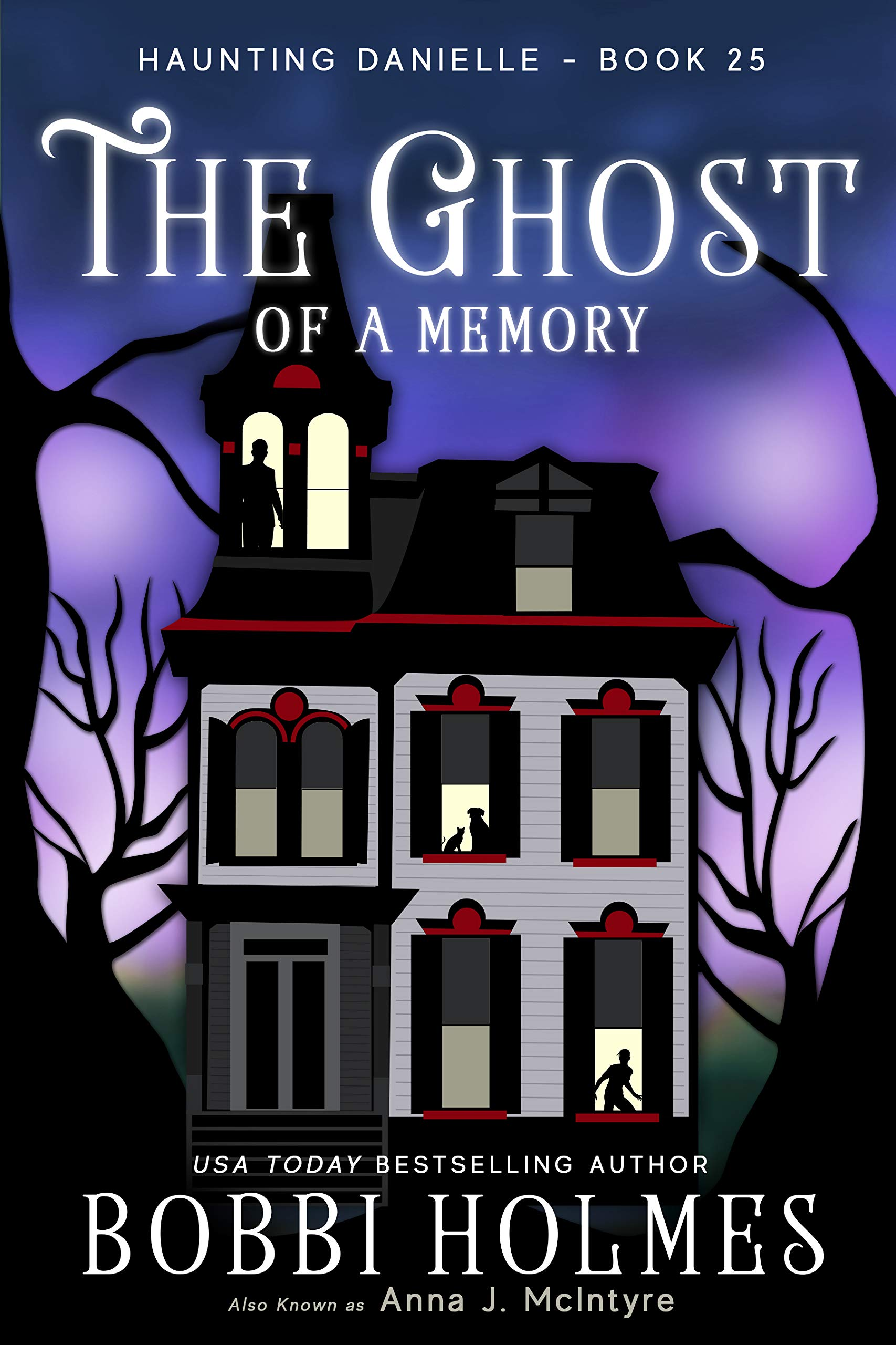 The Ghost of a Memory (Haunting Danielle, #25)