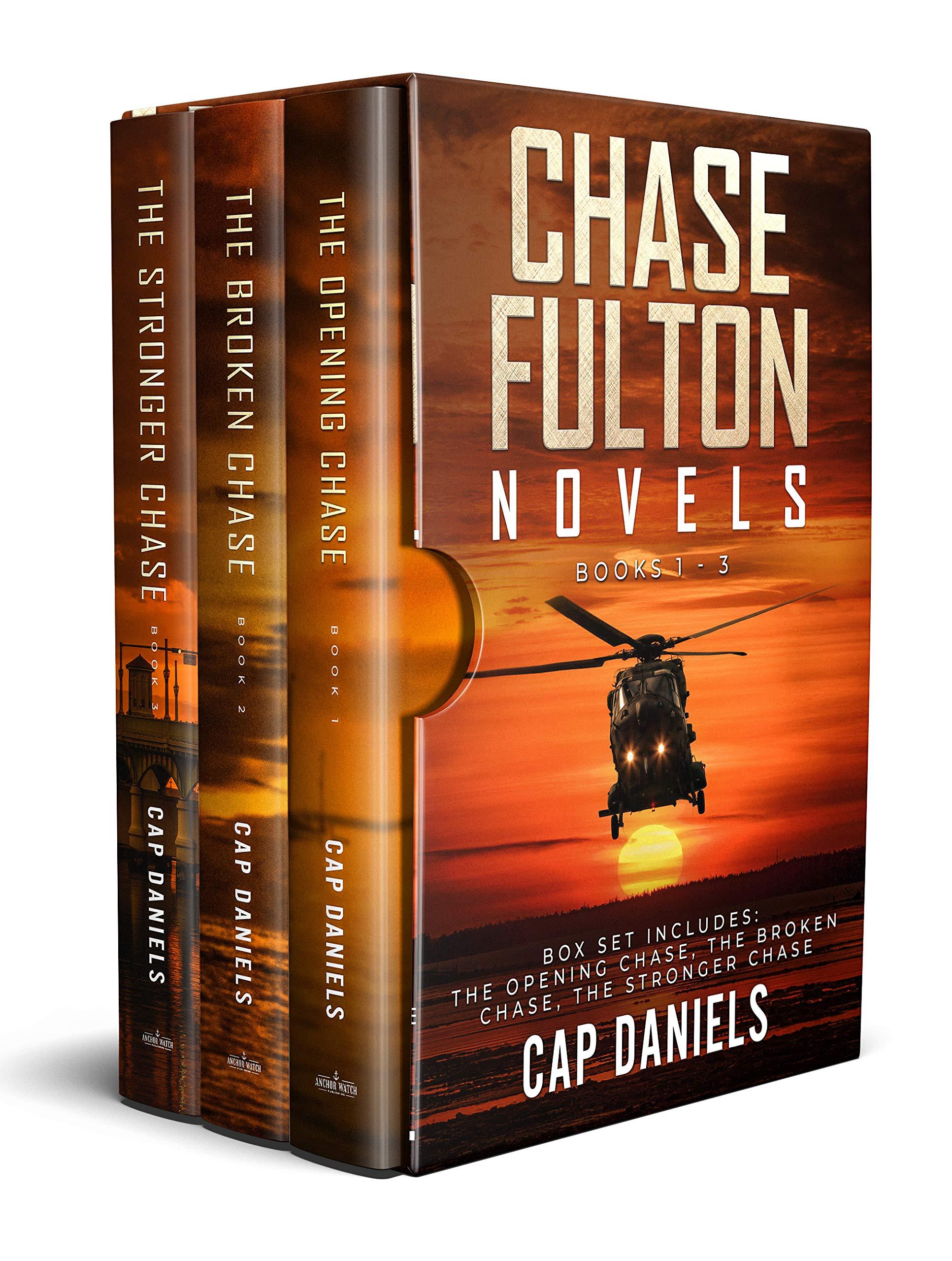 The Chase Fulton Novels Boxed Set #1: Books 1 - 3
