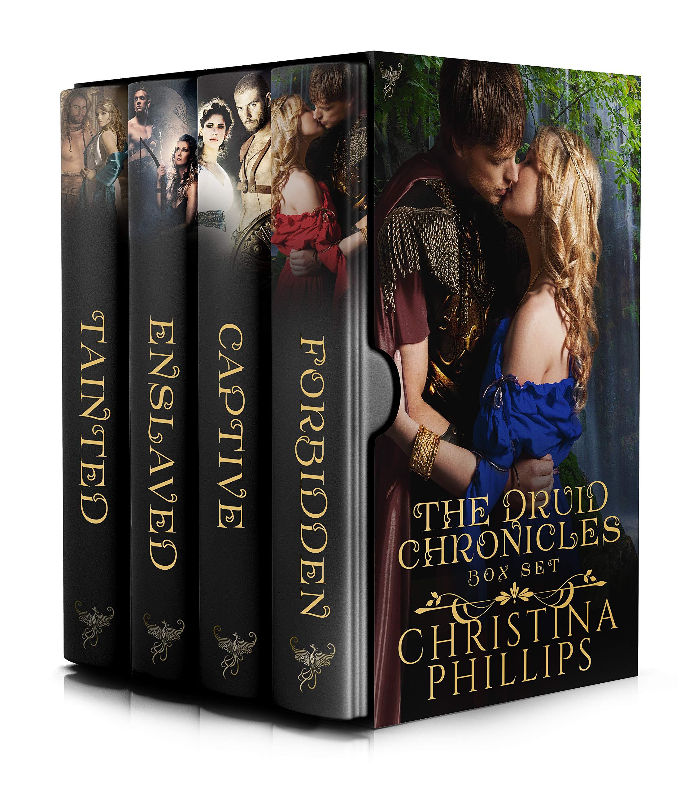 The Druid Chronicles: Mystical Historical Romance