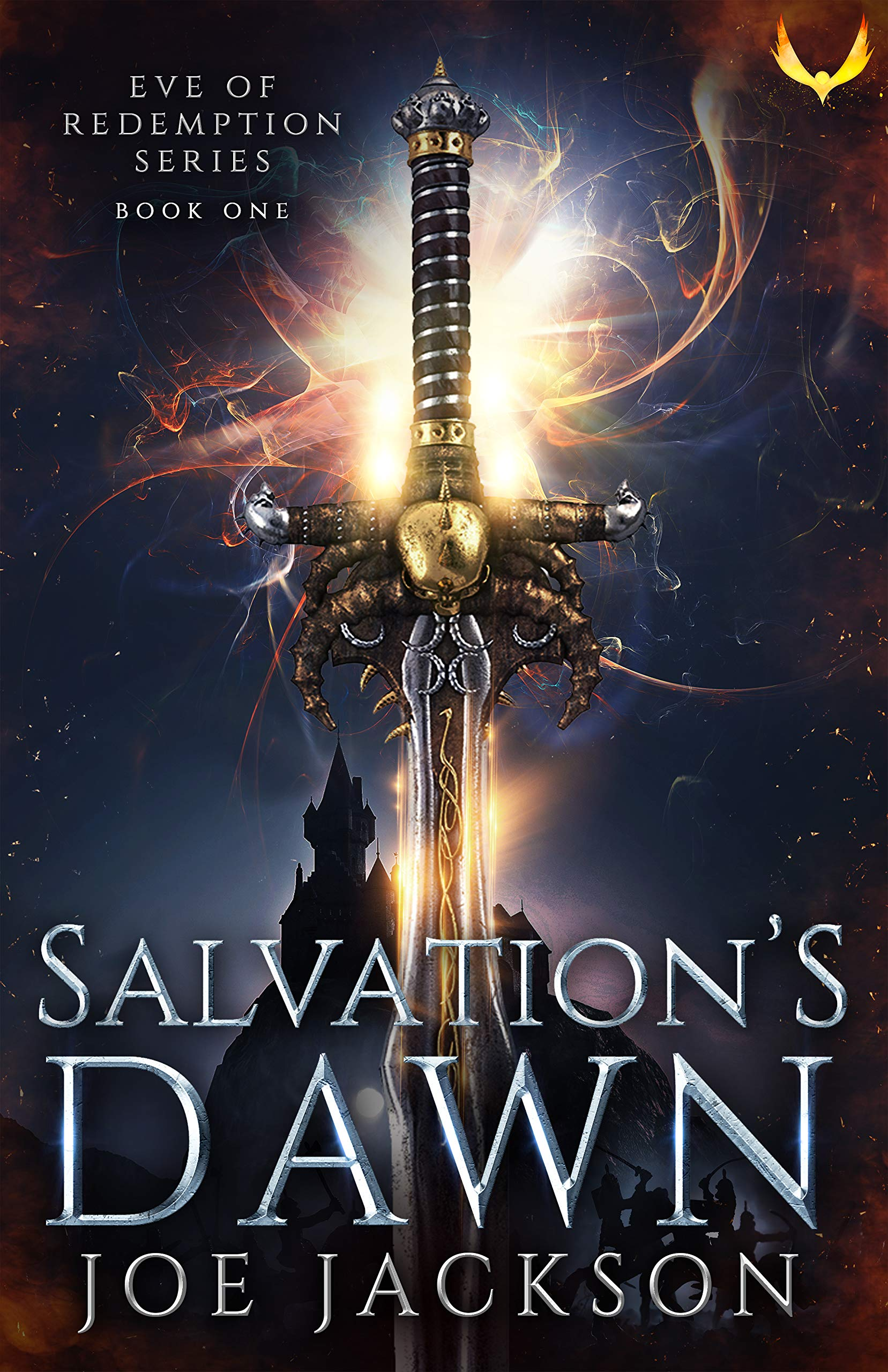 Salvation's Dawn: An Epic Fantasy Saga (Eve of Redemption Book 1)
