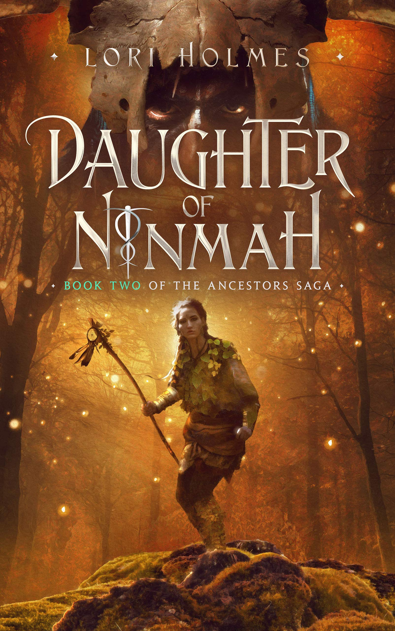 Daughter of Ninmah: A Fantasy Romance Series (The Ancestors Saga, #2)