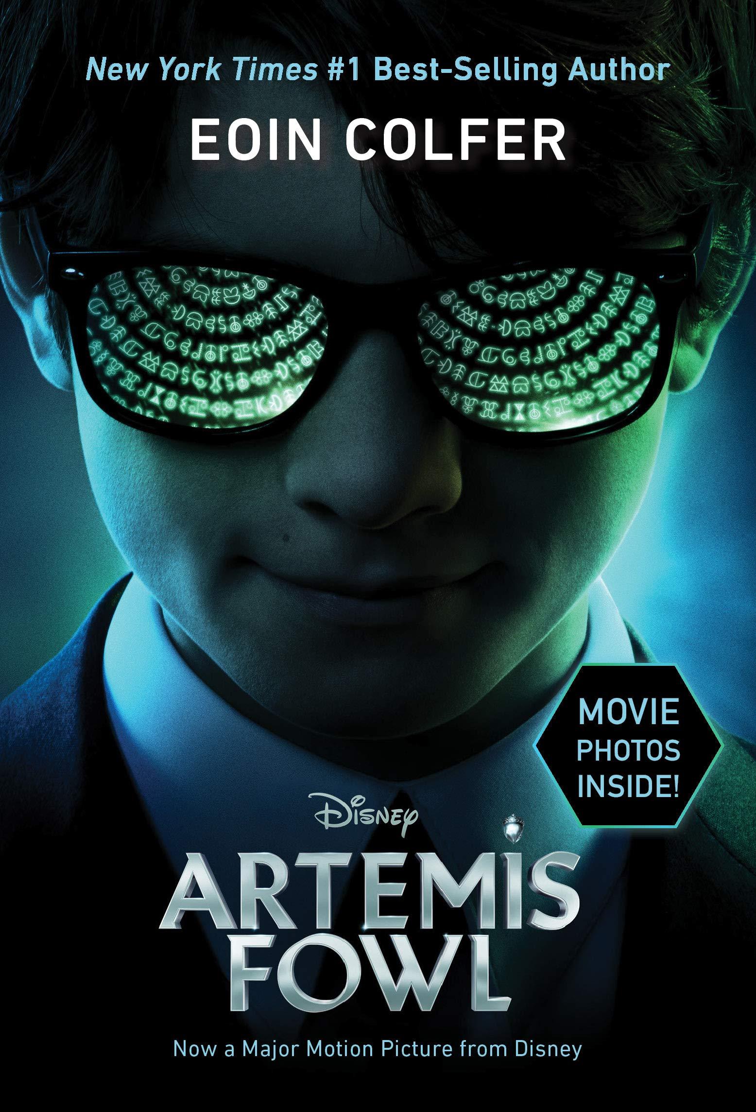 Artemis Fowl: Movie Tie-In Edition