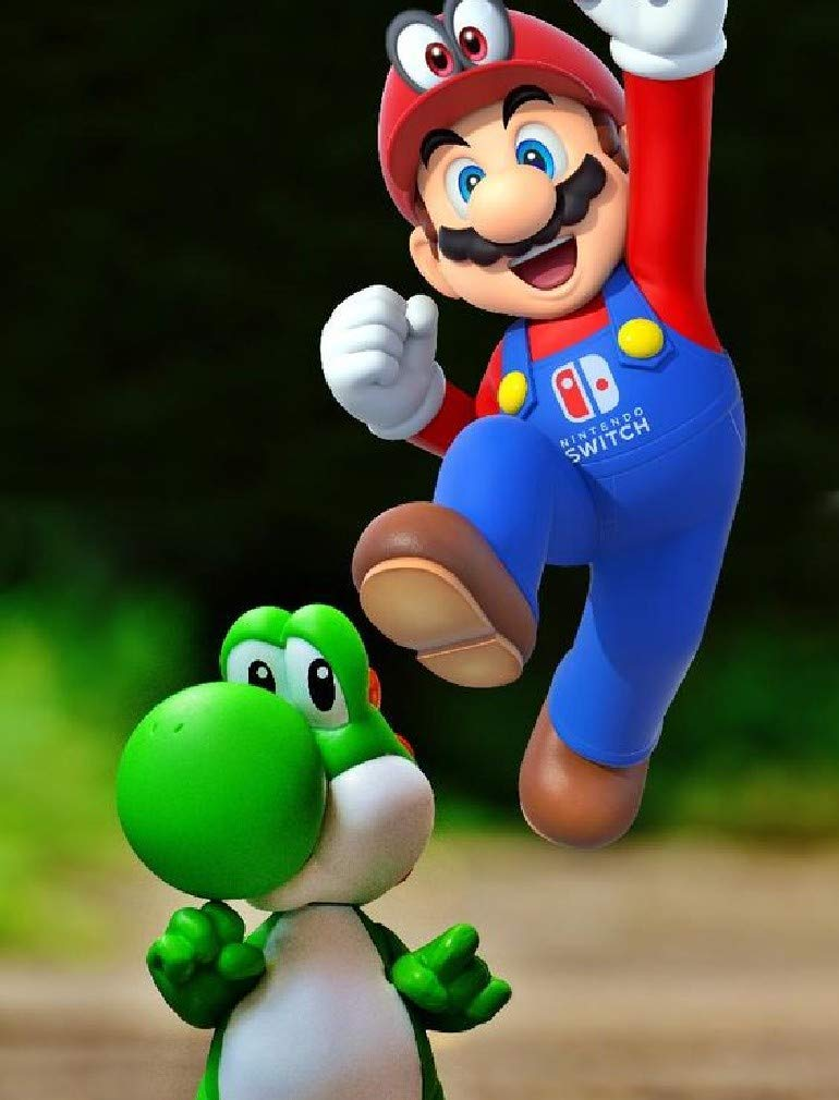 Mario memes for kids - The Ultimate Collection of funny book