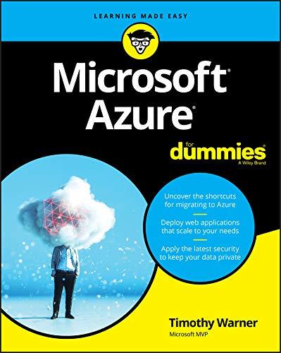 Microsoft Azure For Dummies (For Dummies