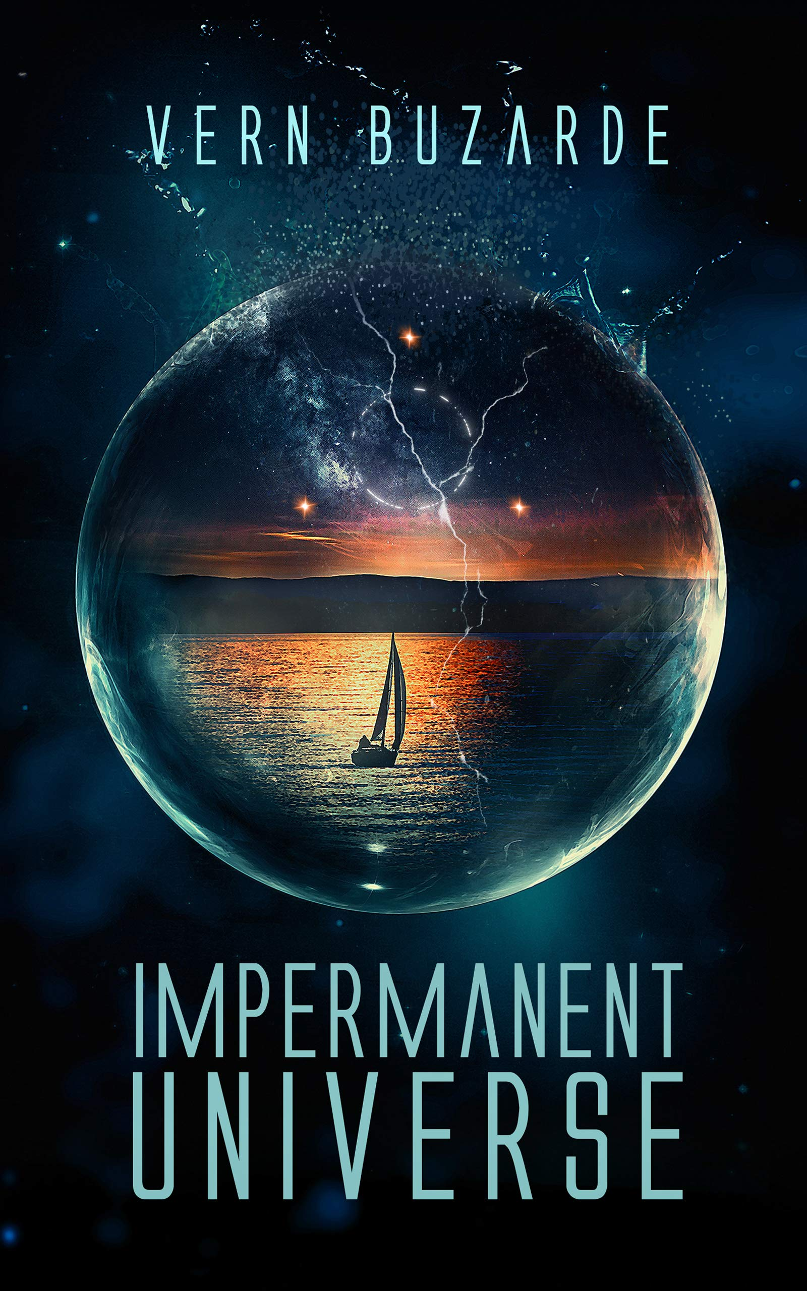 Impermanent Universe: A Sci Fi Thriller (Book 1)