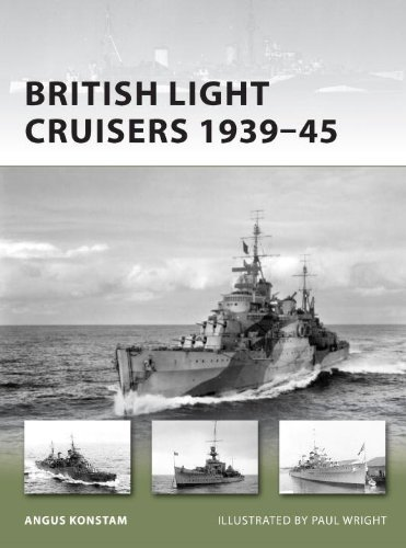 British Light Cruisers 1939-45 (New Vanguard Book 196)