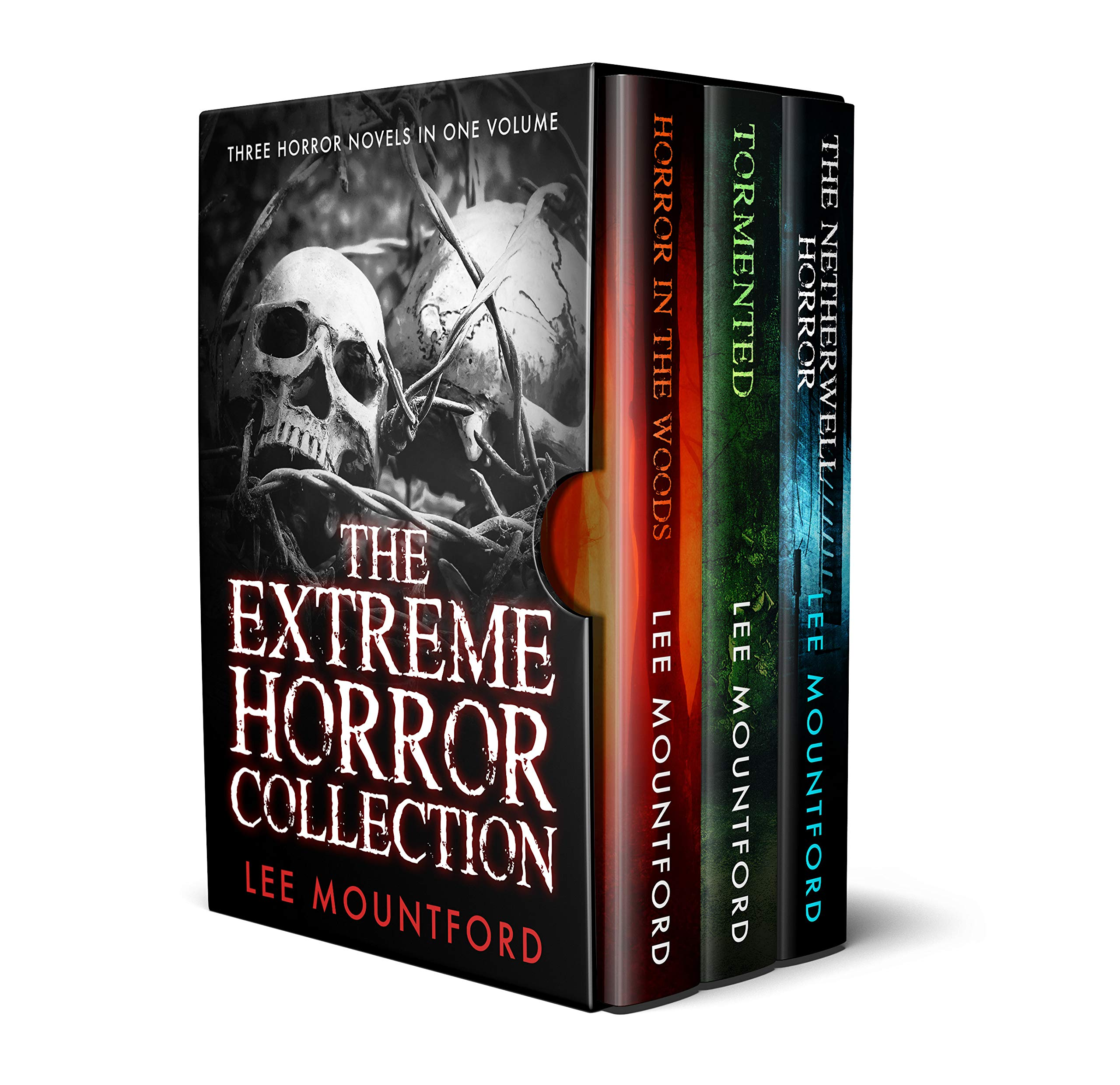 The Extreme Horror Collection: Three Novel Box Set