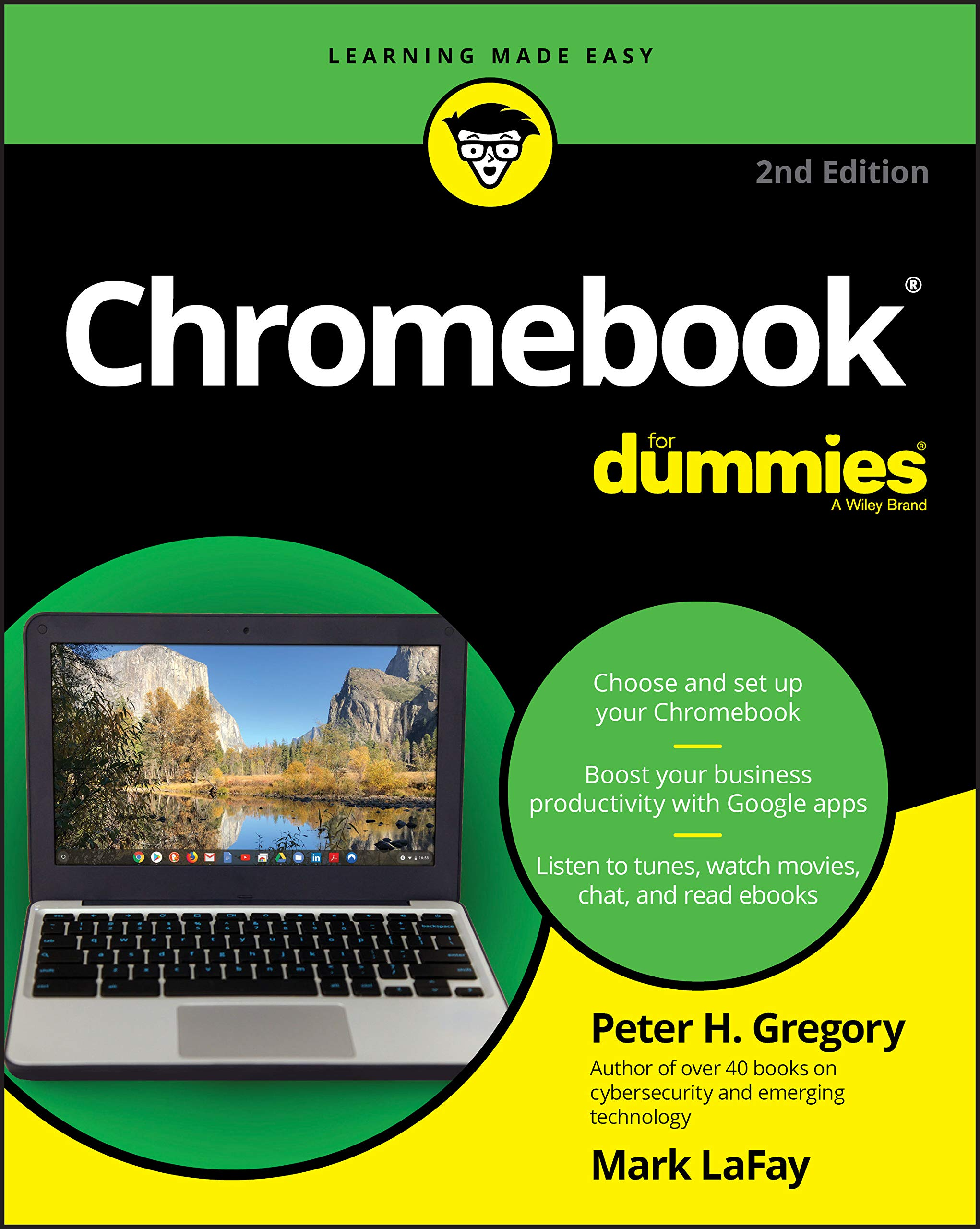 Chromebook For Dummies (For Dummies
