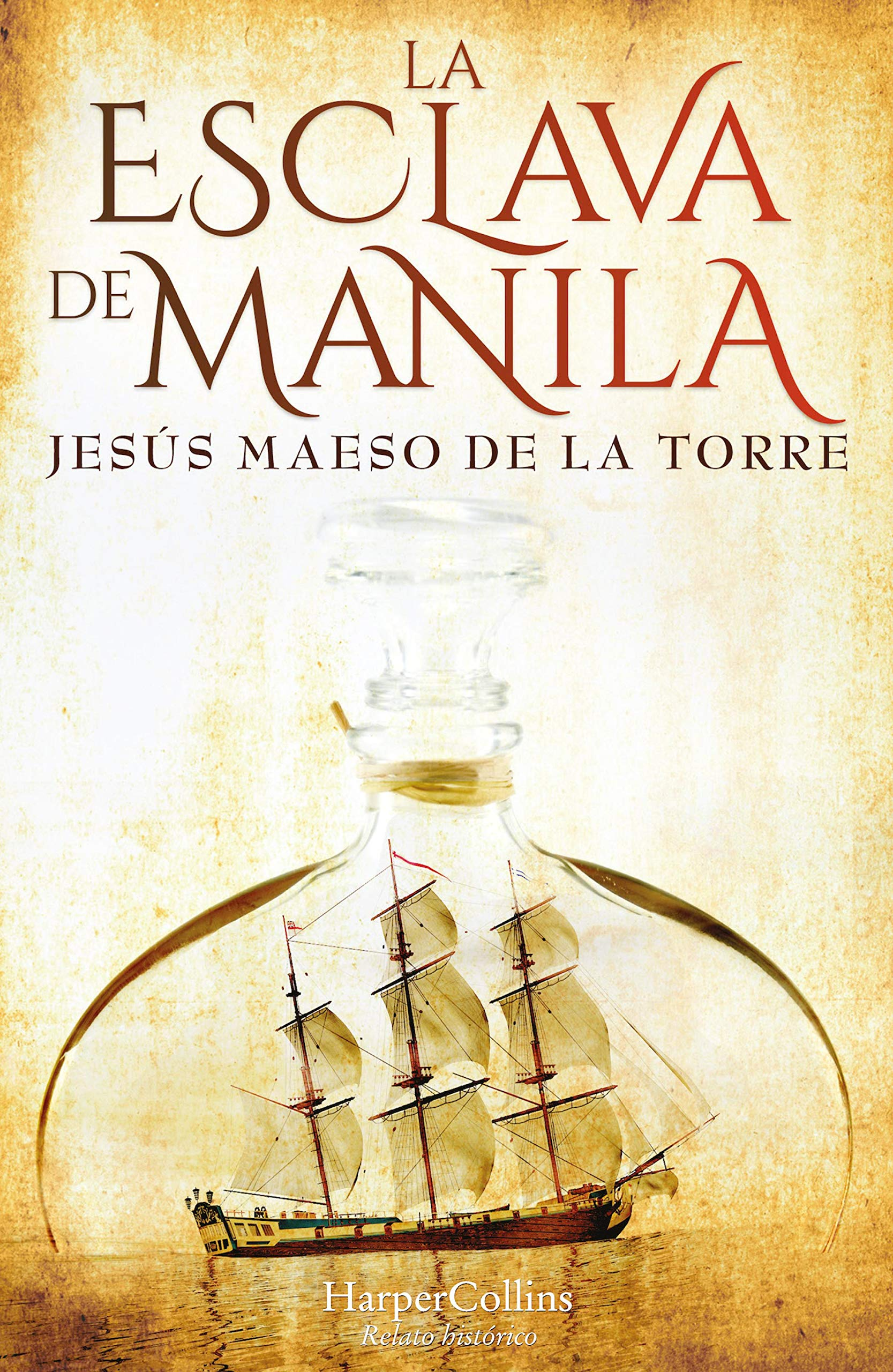 La esclava de Manila