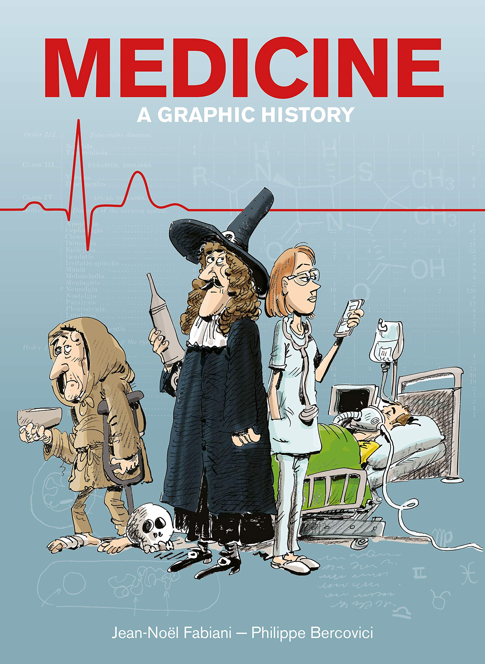 Medicine: A Graphic History (Non-Fiction - SelfMadeHero)