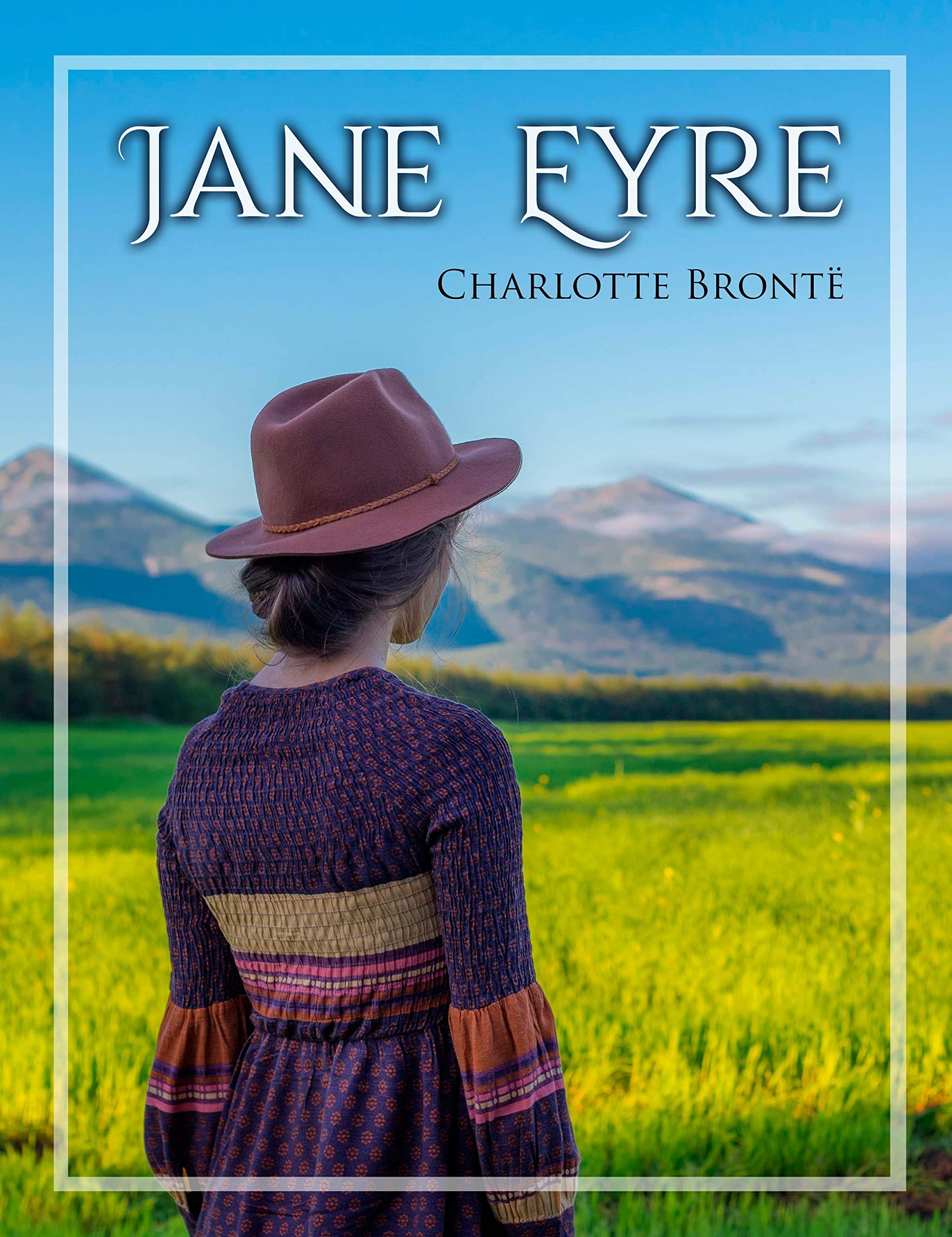 Jane Eyre : Includes biography of Charlotte Brontë (annotated)