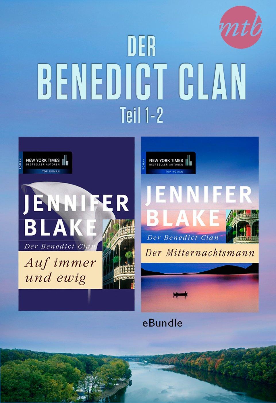 Der Benedict Clan - Teil 1-2: eBundle