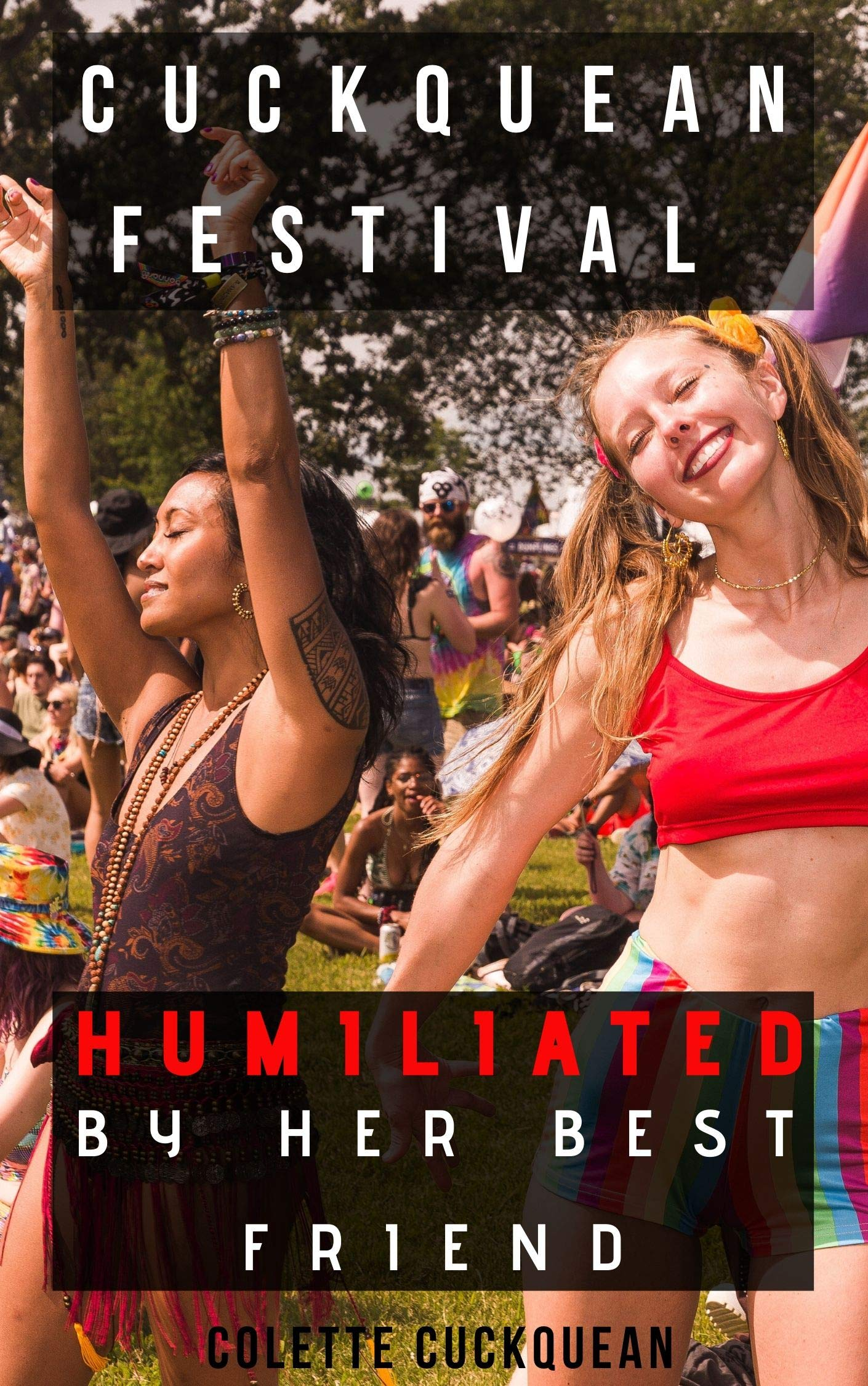 Cuckquean Festival: Humiliated by her best friend for the first time FFM