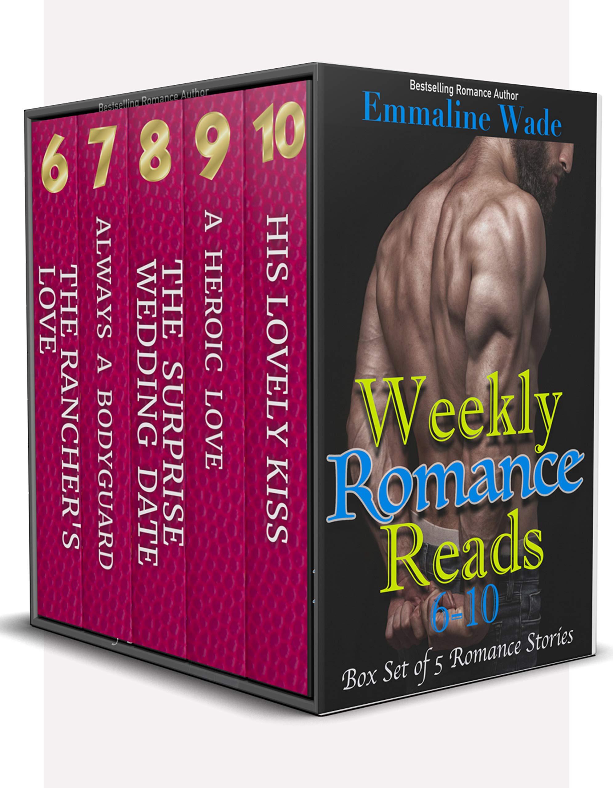 The Weekly Romance Reads Box Volume Set #6-#10