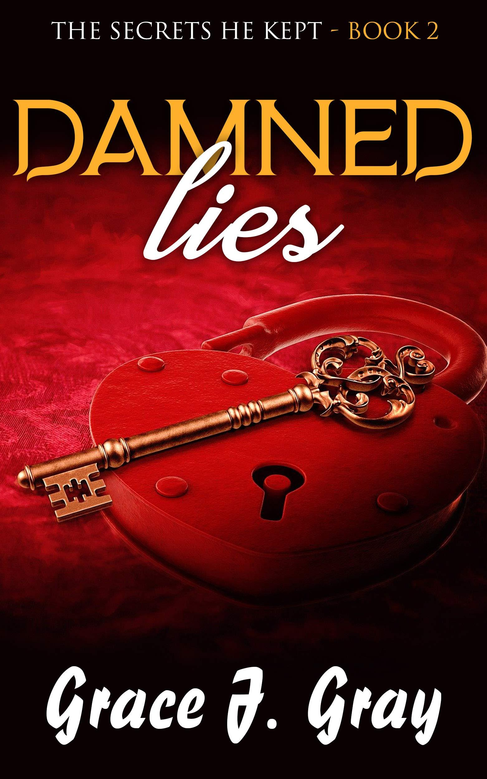 Damned Lies (The Secrets He Kept Book 2)
