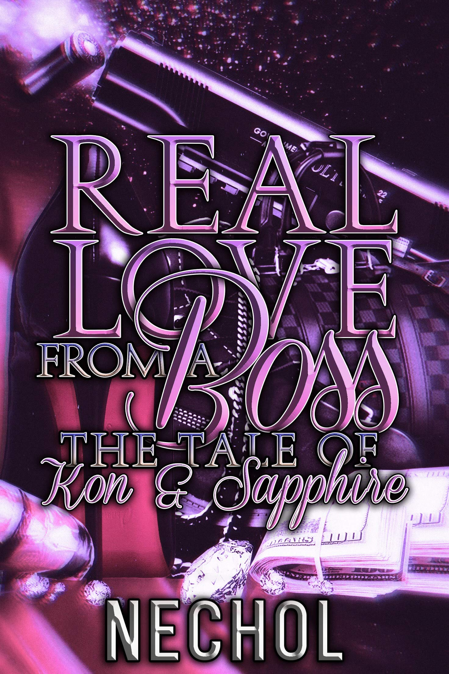 Real love from a boss: The tale of Kon & Sapphire