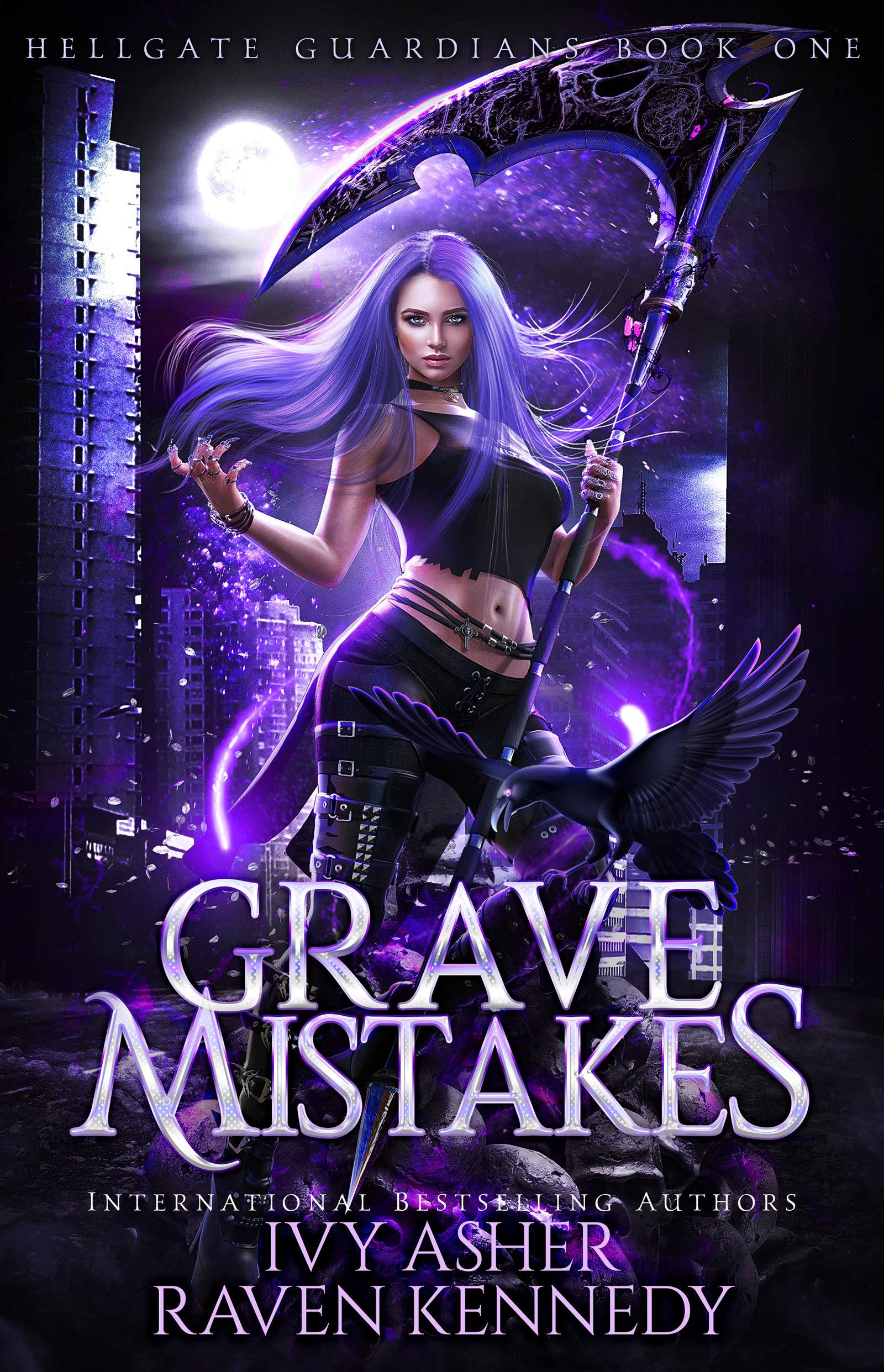 Grave Mistakes (Hellgate Guardians, #1)