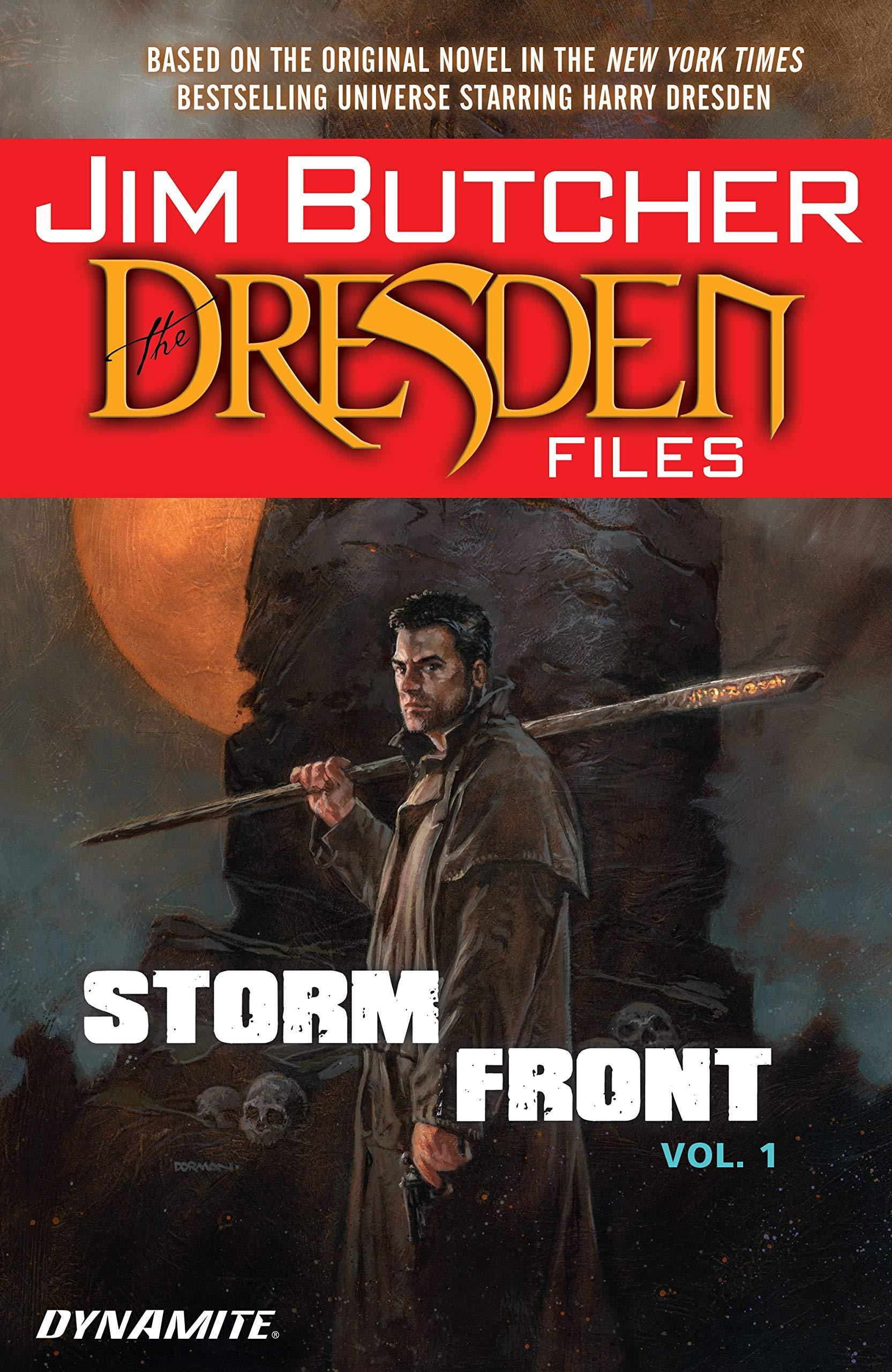 Jim Butcher's The Dresden Files Vol. 1: Storm Front