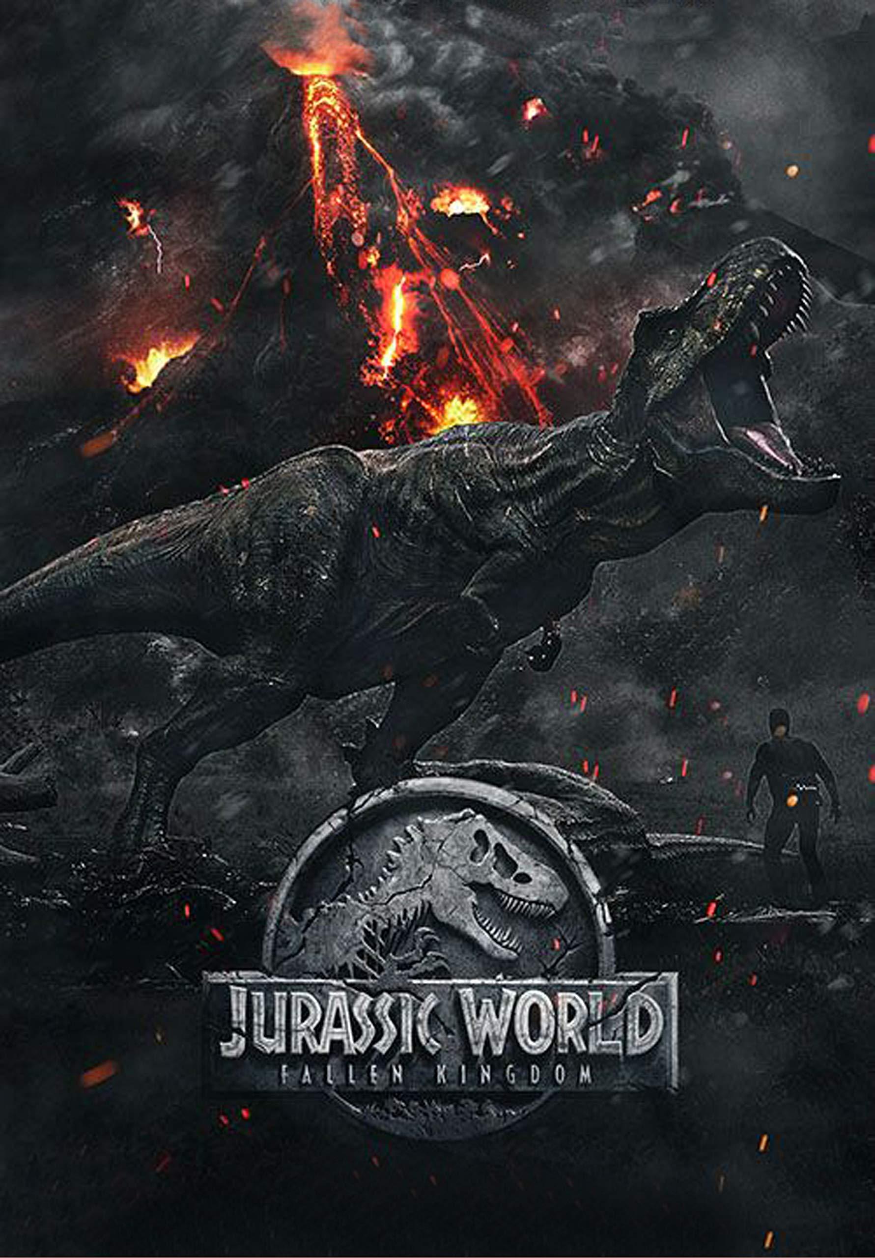 Jurassic World Fallen Kingdom: The Complete Screenplays
