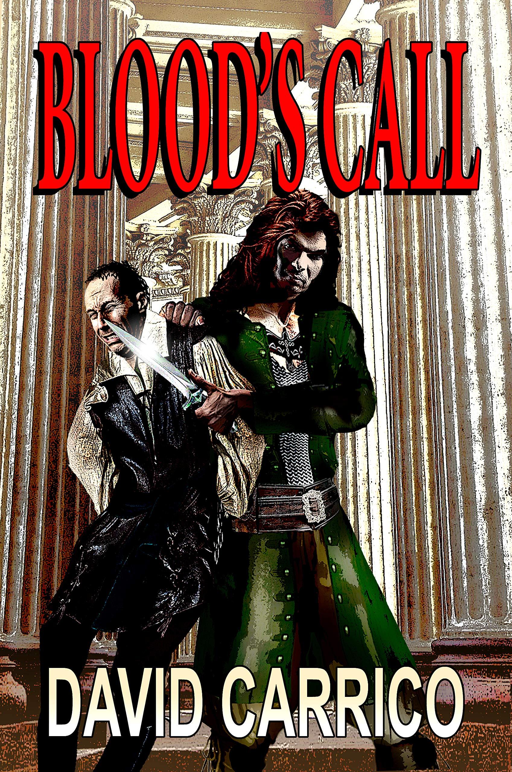 Blood's Call (Fire, Salt, and Blood #1)