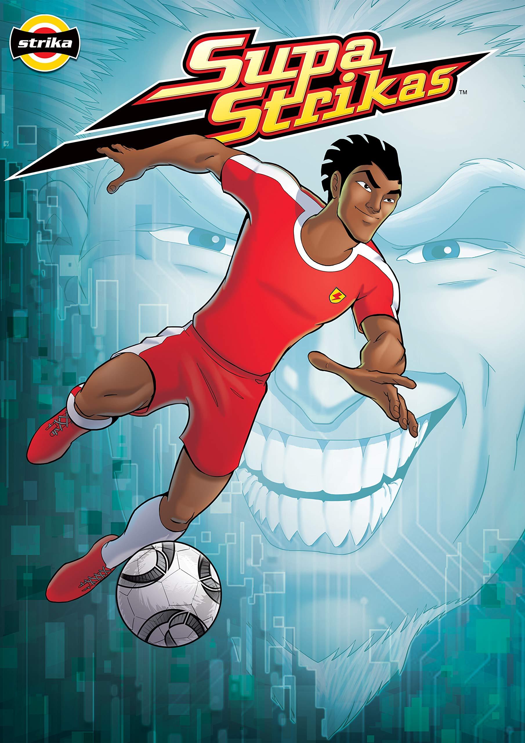 Supa Strikas - Zoning In : Sports Illustrated Kids Graphic Novels - Comics for Children - Soccer Comics for Kids (Super Soccer Book 4)
