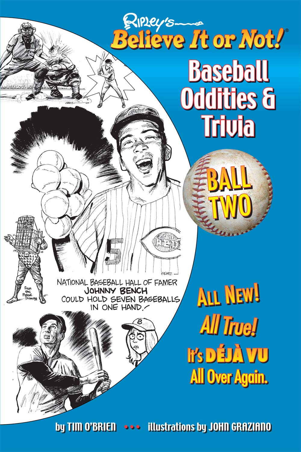 Ripley's Believe It or Not! Baseball Oddities & Trivia - Ball Two