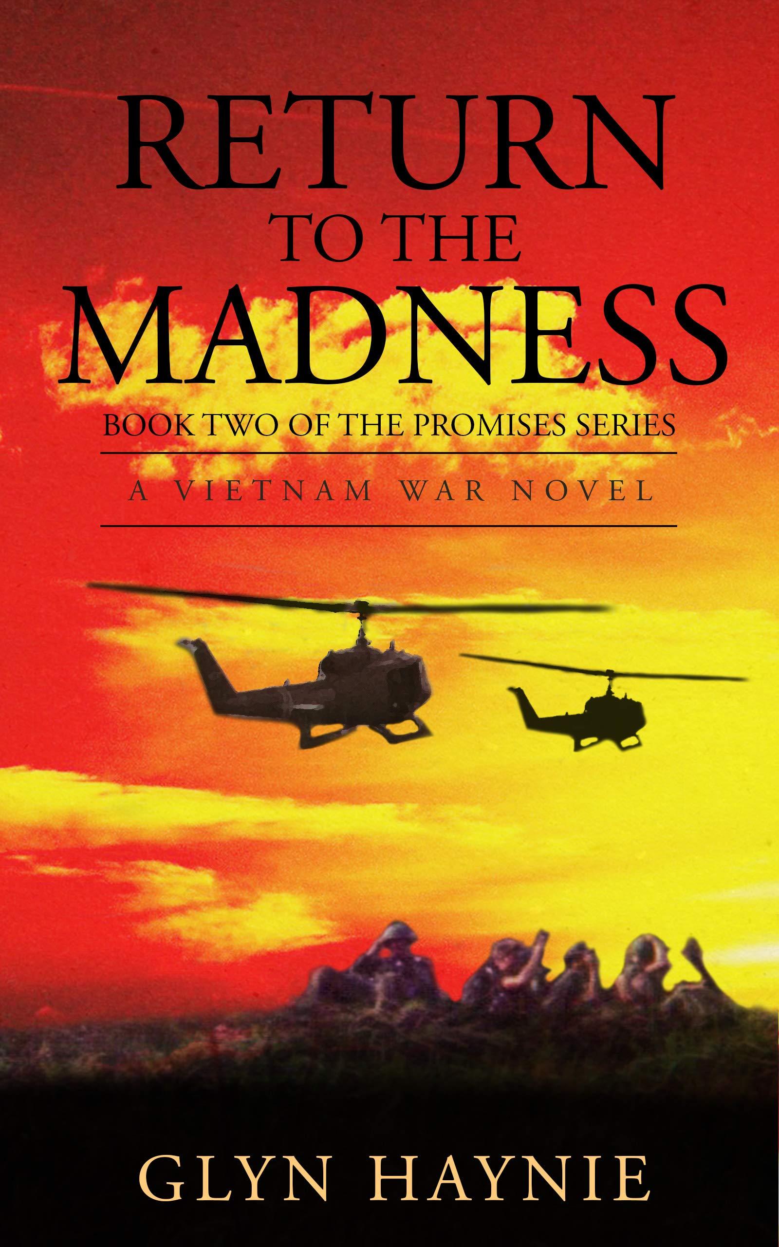 Return To The Madness: A Vietnam War Novel (Promises To The Fallen Book 2)