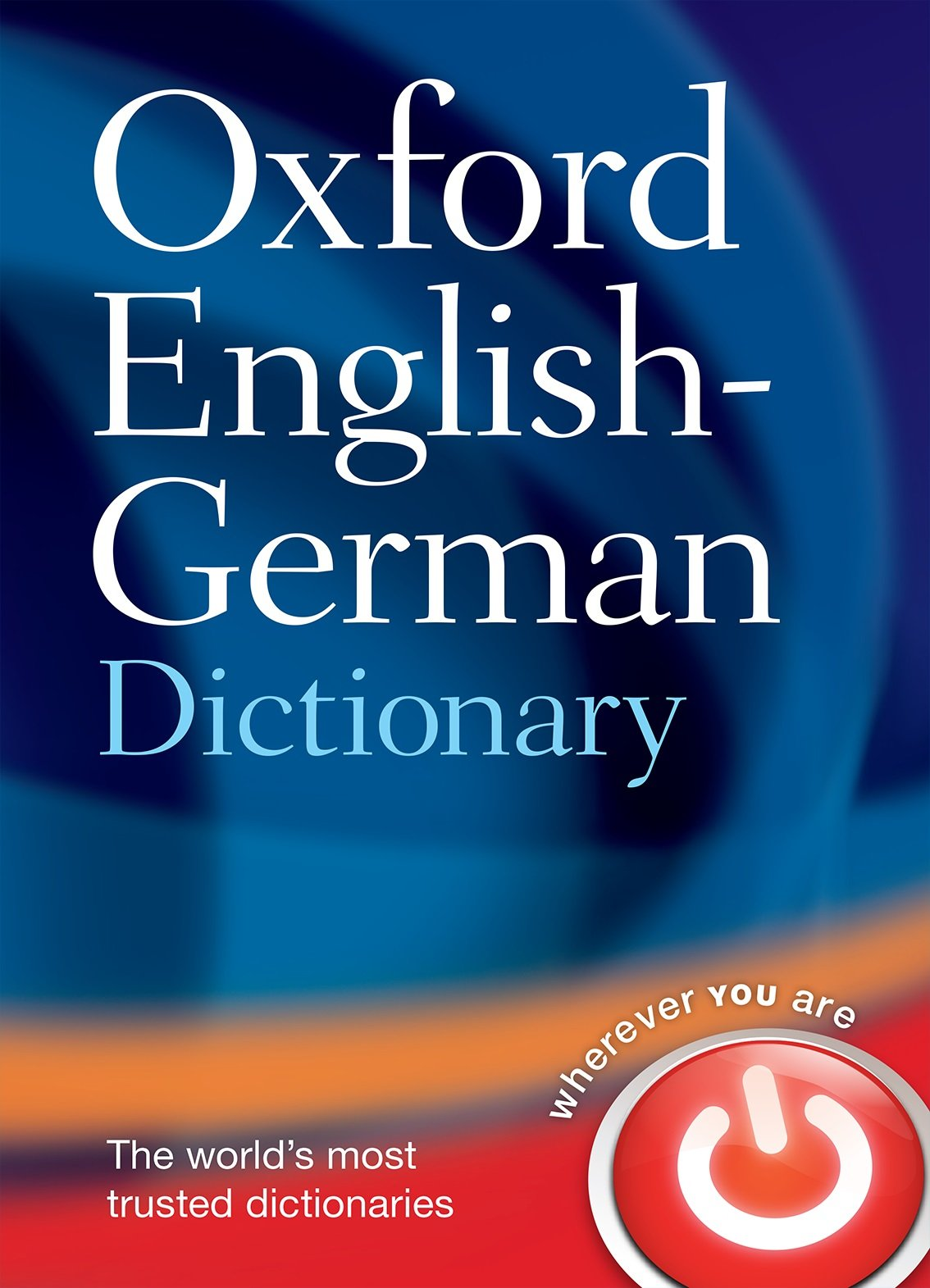 Oxford English - German Dictionary