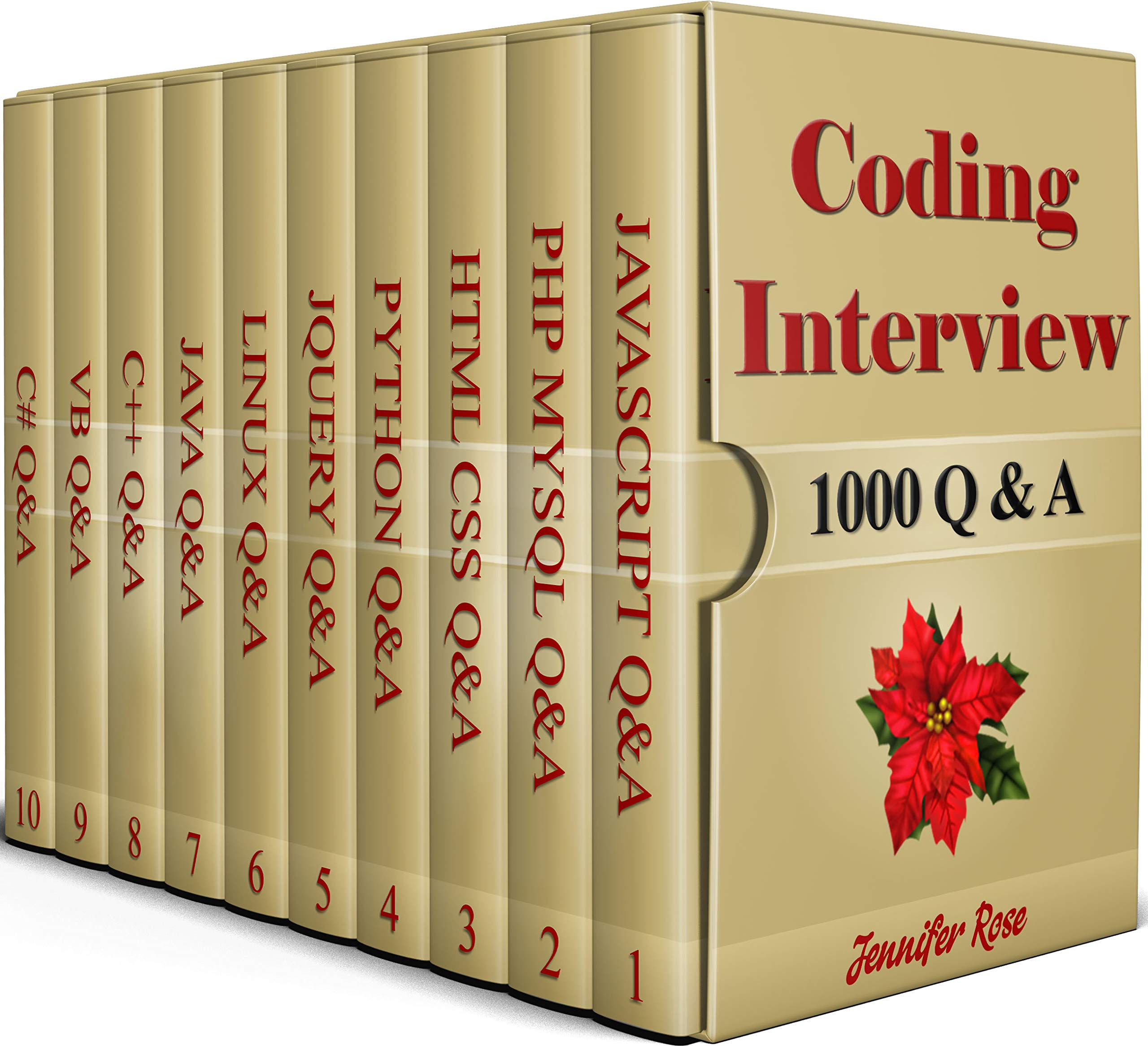 CODING INTERVIEW, 1000 Q & A, Including 1000 Questions & Answers in C#, C++, HTML CSS, JAVA, JAVASCRIPT, JQUERY, LINUX COMMAND LINE, PHP MYSQL, PYTHON, VISUAL BASIC Tests