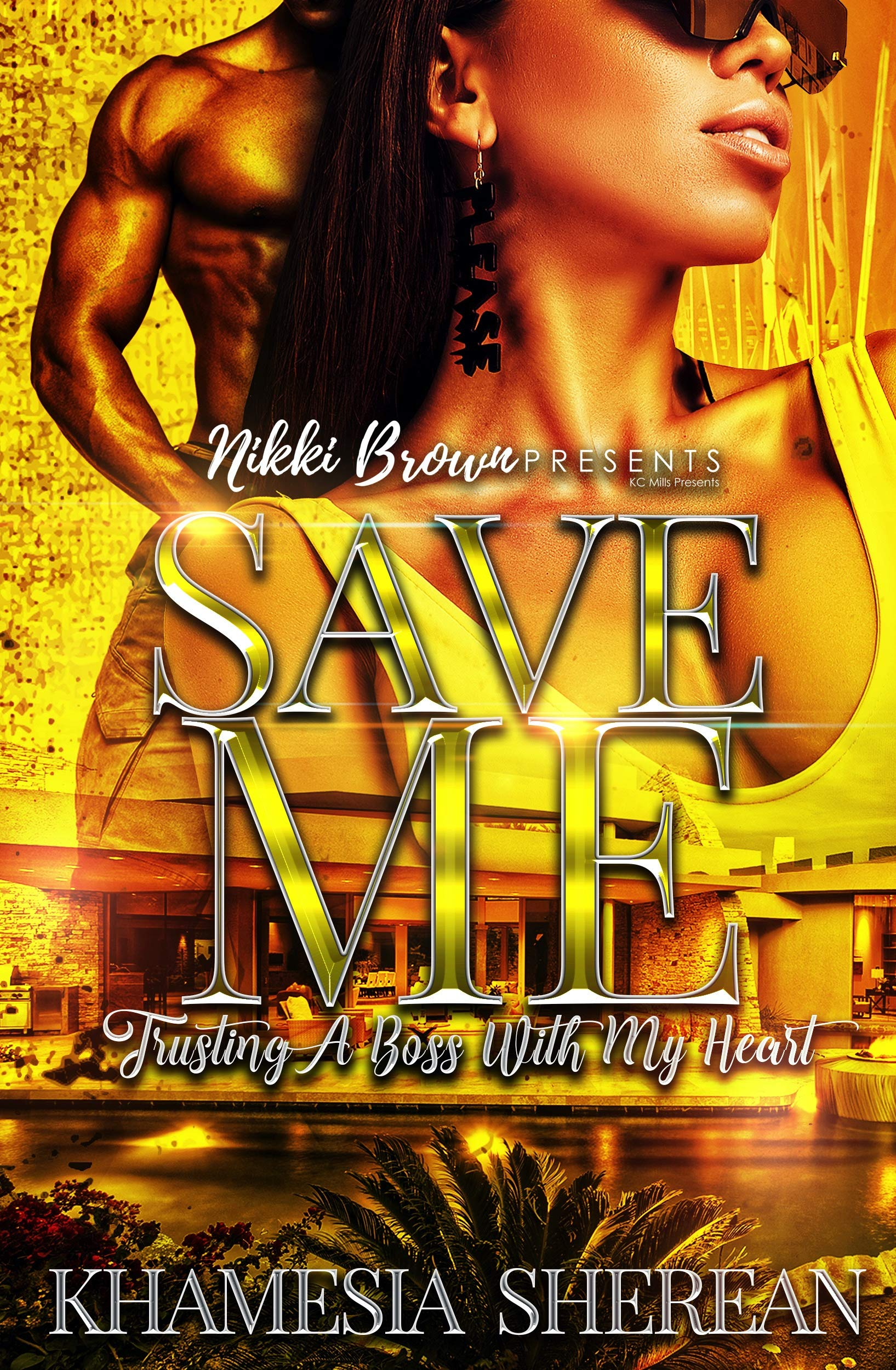Save Me : Trusting A Boss With My Heart