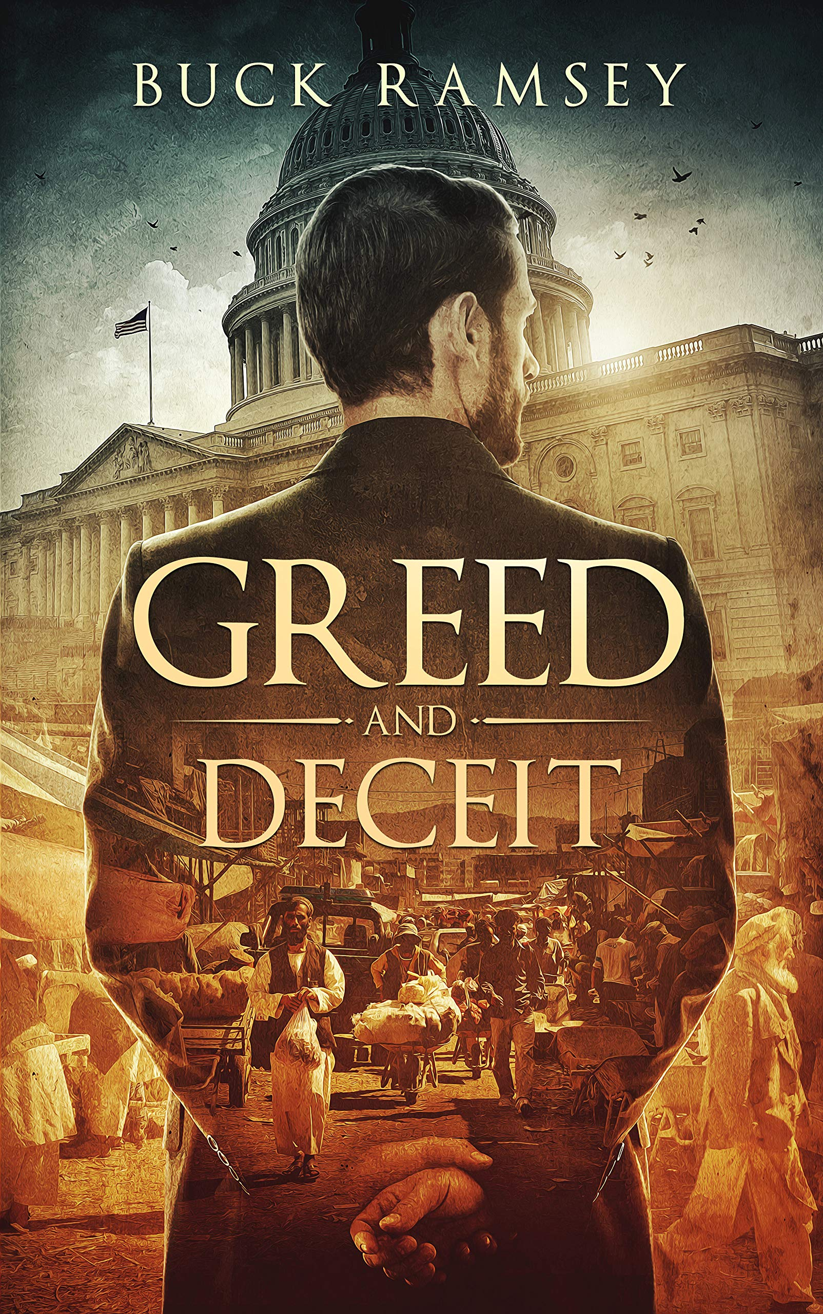 Greed and Deceit (Brice Miller and Annie Youngblood Book 3)