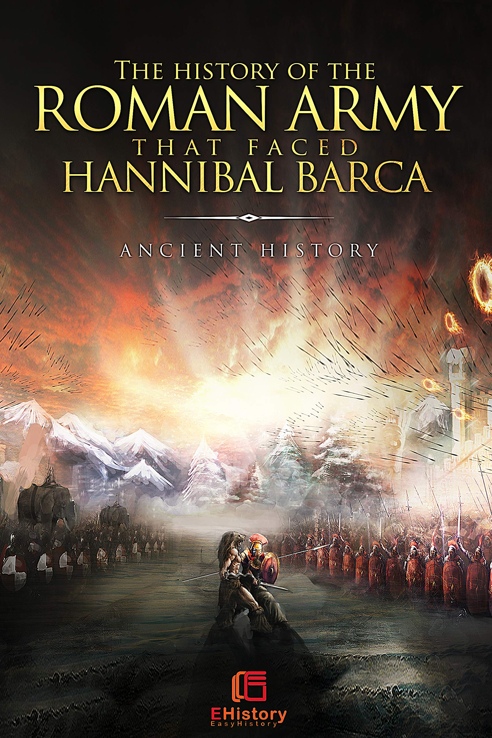 Ancient History: The History of the Roman Army that faced Hannibal Barca