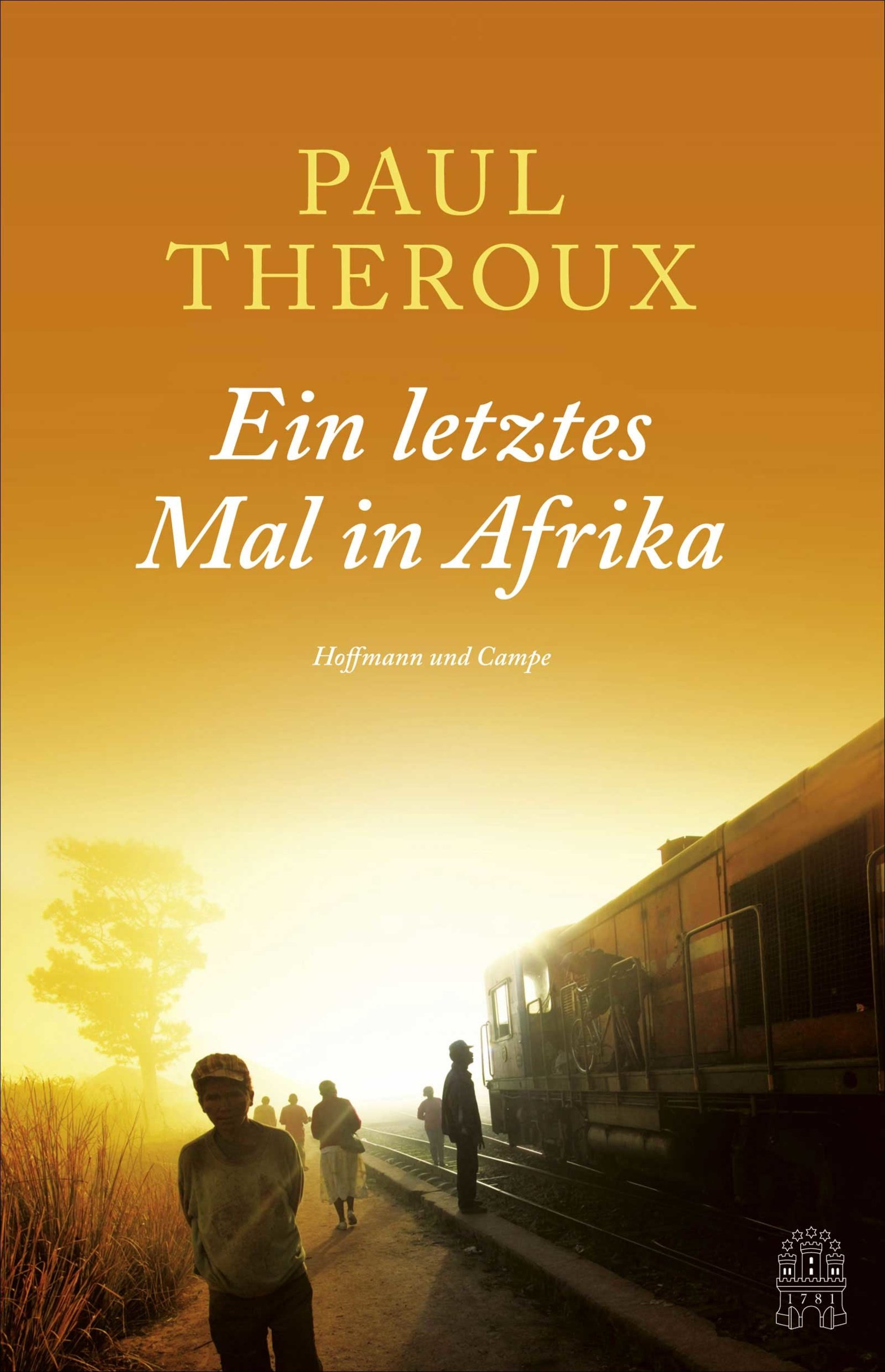 Ein letztes Mal in Afrika