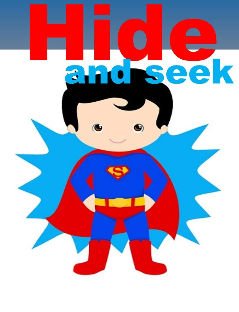 Hide and seek: short stories for kids: kids activity books