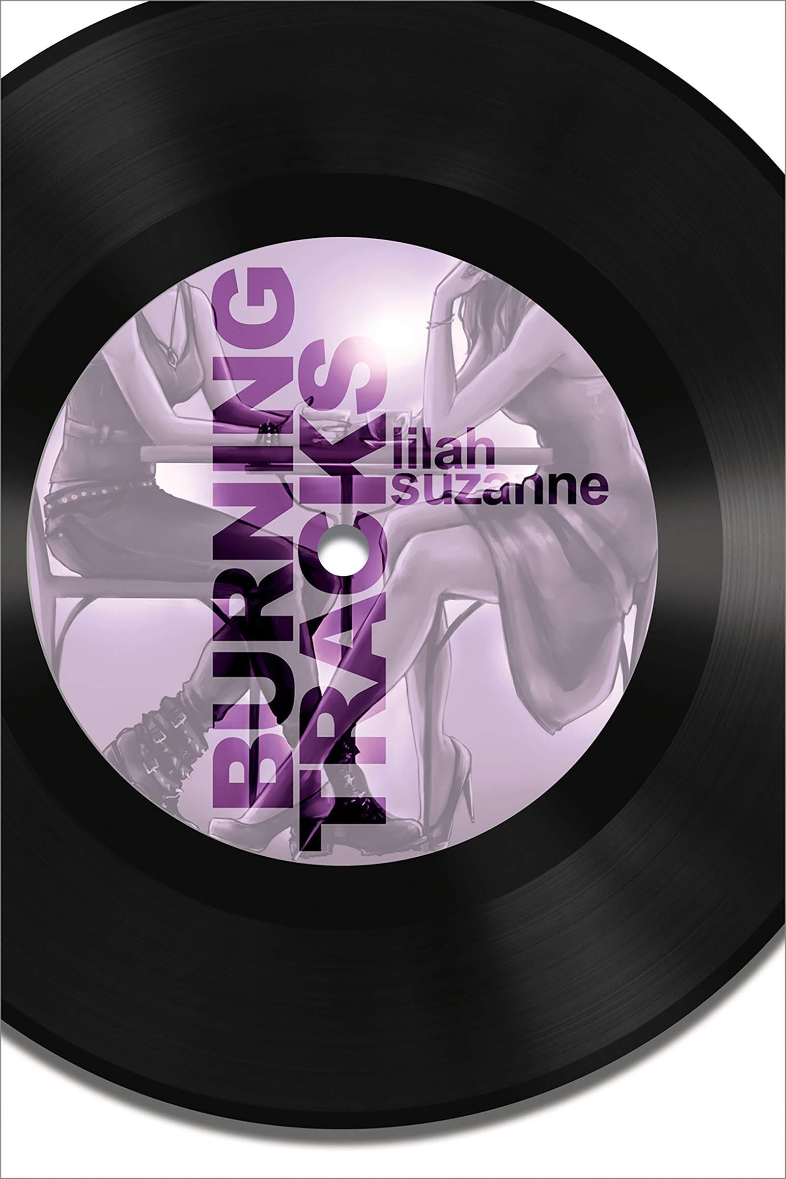 Burning Tracks (Spotlight Book 2)