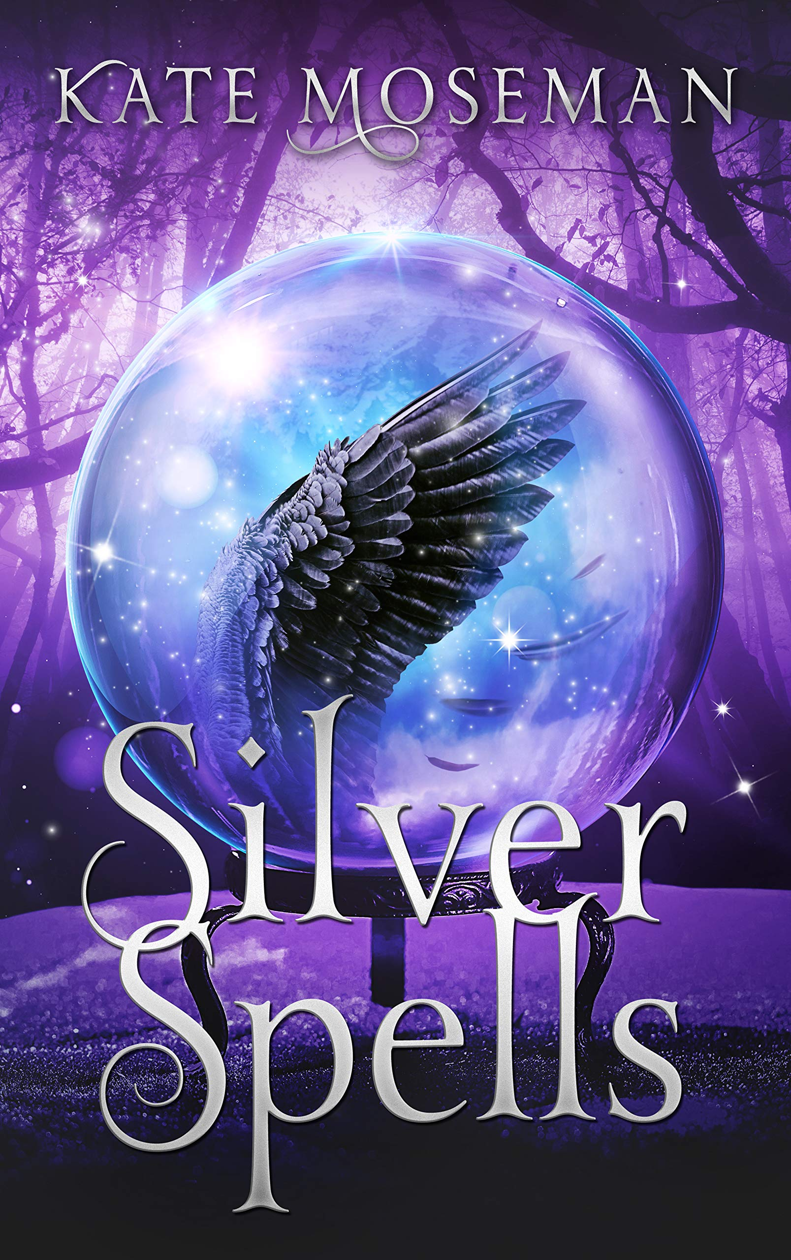 Silver Spells: A Paranormal Women's Fiction Novel (Midlife Elementals Book 1)