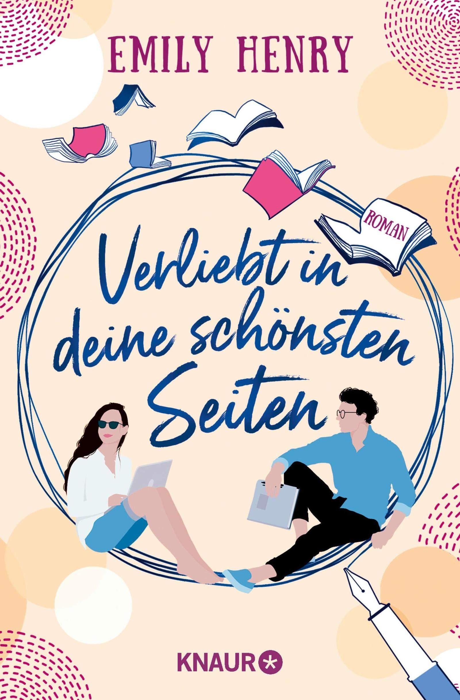 Verliebt in deine schönsten Seiten: Roman