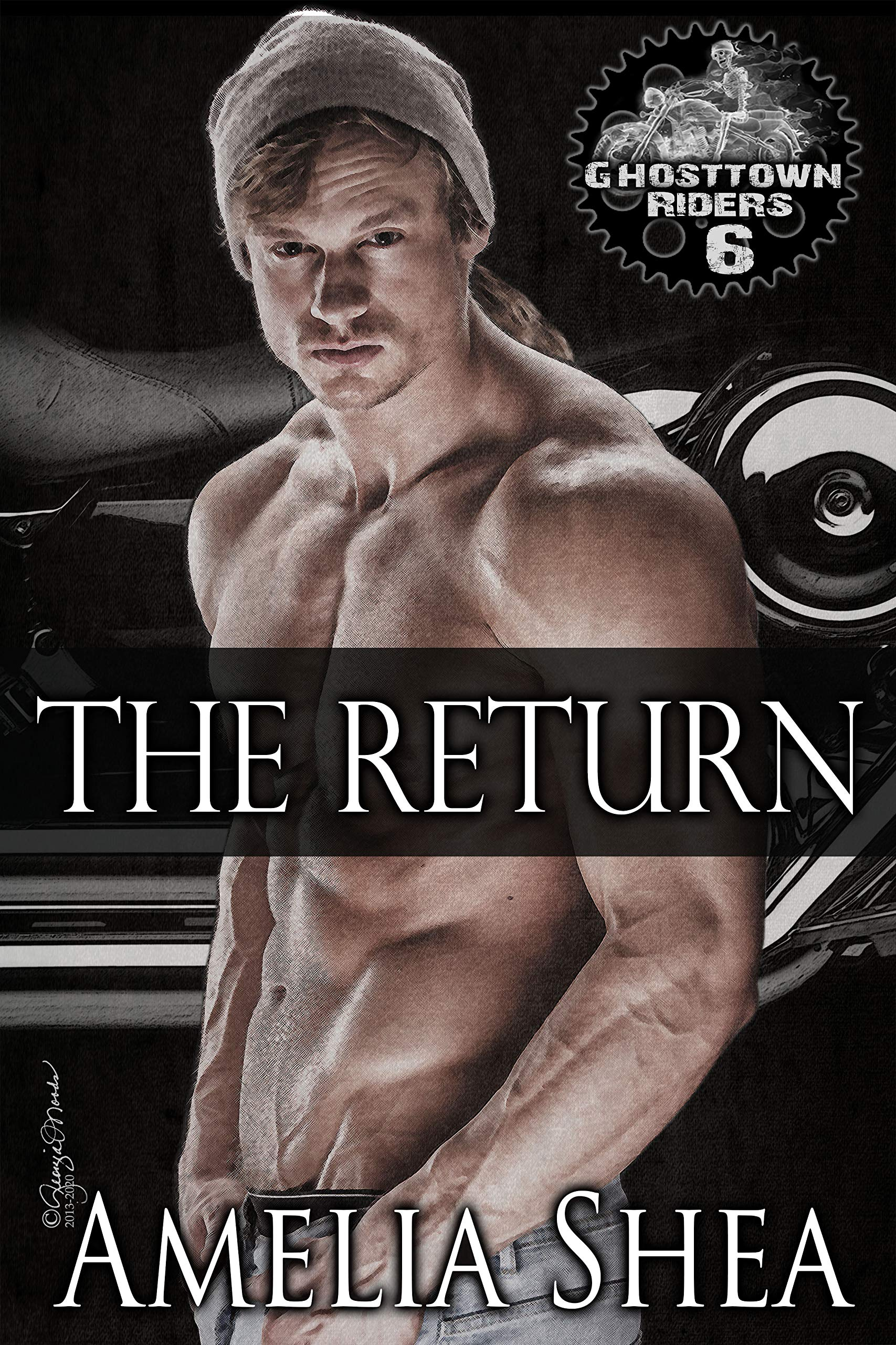 The Return (Ghosttown Riders Book 6)