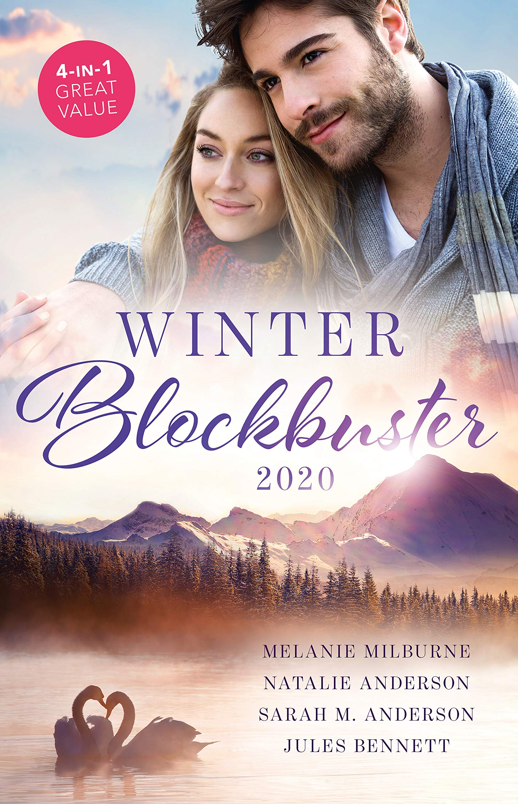 Winter Blockbuster 2020: At No Man's Command / The Forgotten Gallo Bride / Billionaire's Baby Promise / Trapped with the Tycoon