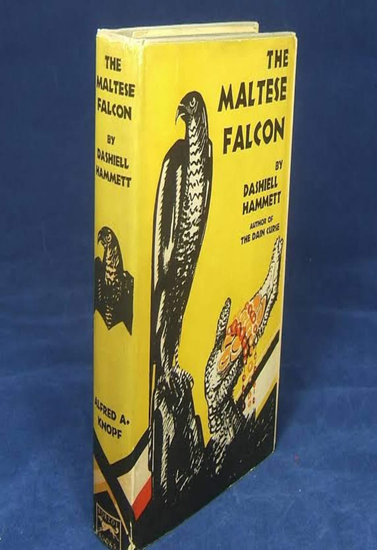 The Maltese Falcon,A Novel