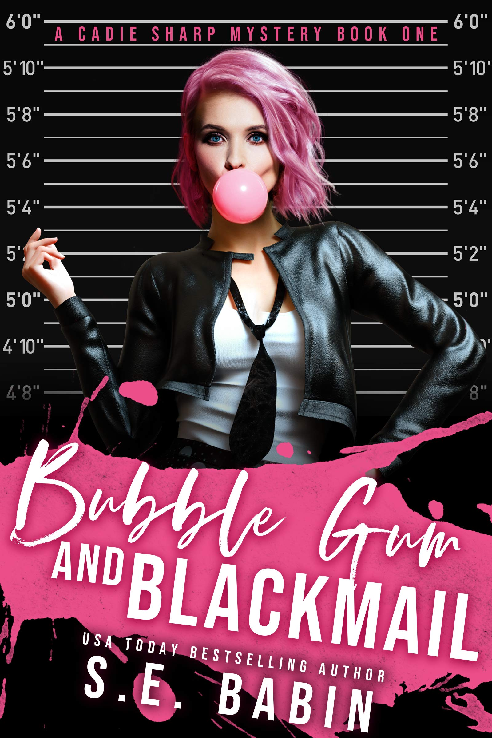 Bubble Gum and Blackmail (Cadie Sharp #1)