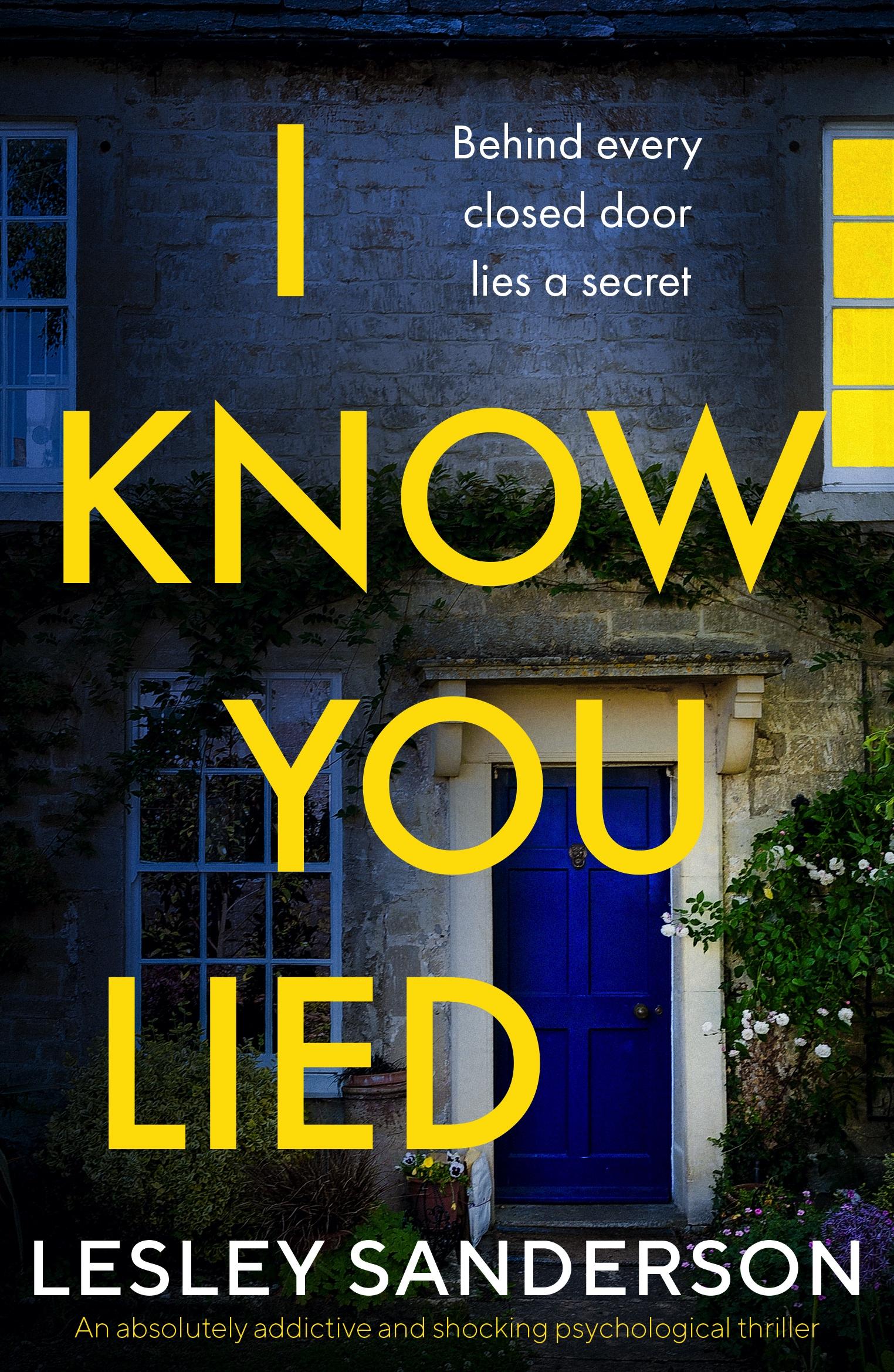 I Know You Lied