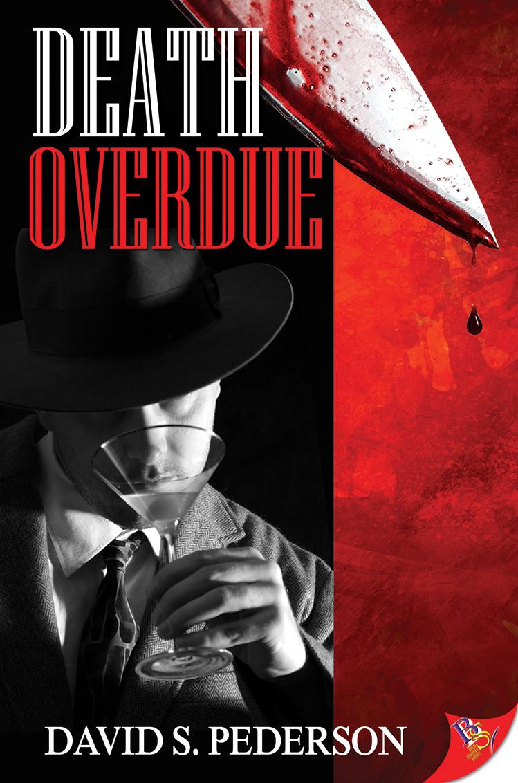 Death Overdue (A Detective Heath Barrington Mystery, #5)