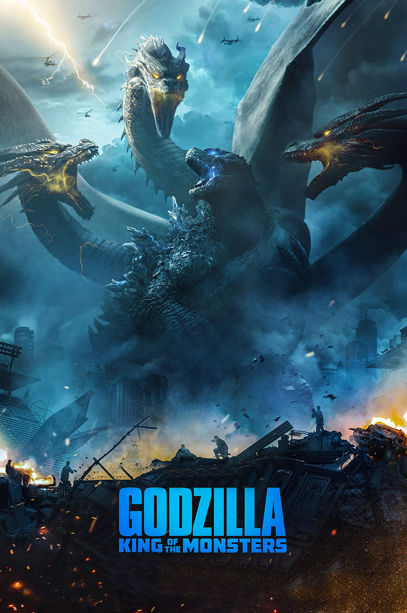 Godzilla King of the Monsters: The Complete Screenplays