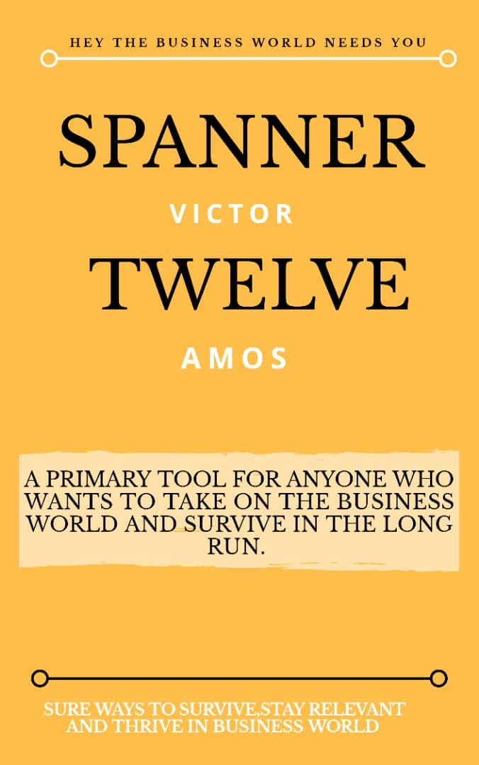Spanner Twelve: Sure ways to survive, stay relevant and thrive in the business world