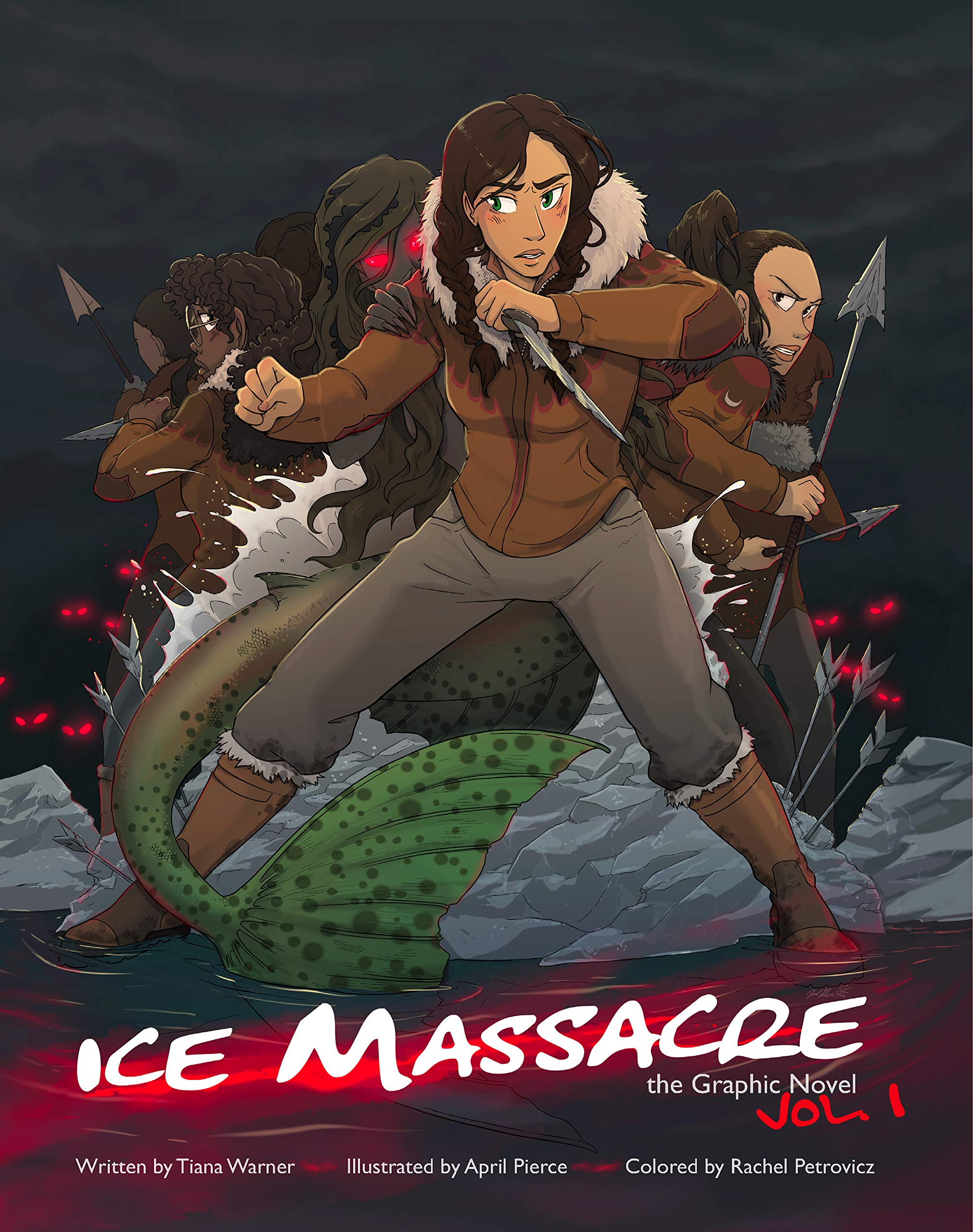 Ice Massacre: The Graphic Novel: Volume 1