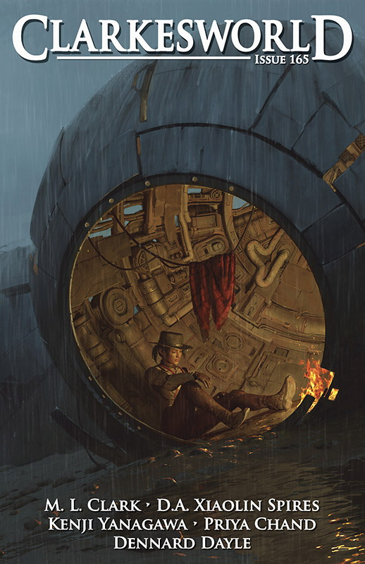 Clarkesworld Magazine #165, June 2020