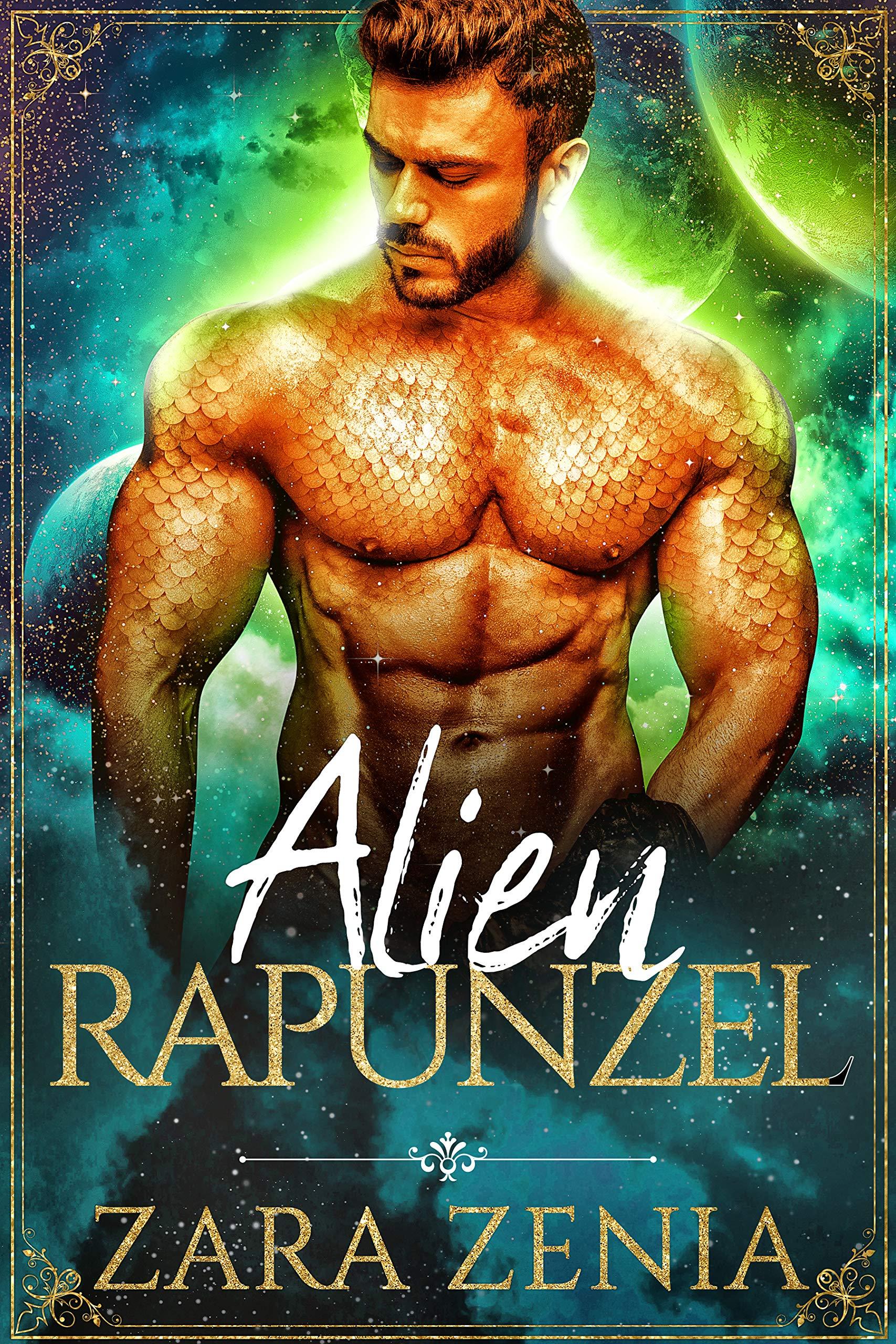 Alien Rapunzel (Trilyn Alien Fairy Tales #7)