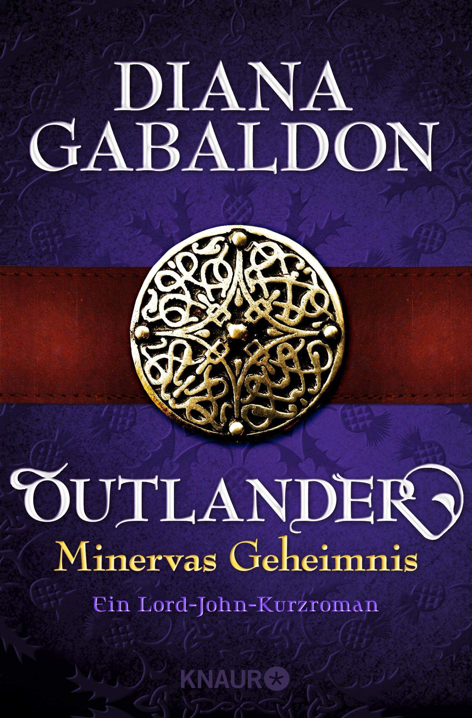 Outlander - Minervas Geheimnis: Ein Lord-John-Kurzroman