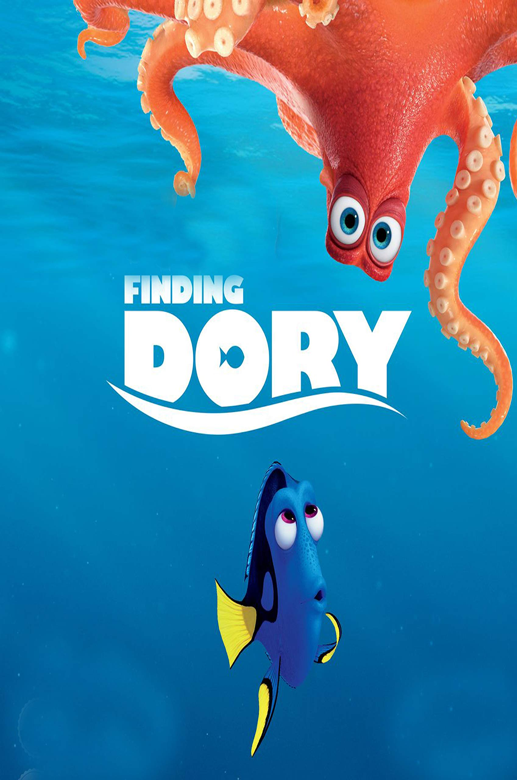 Finding Dory: The Complete Screenplays